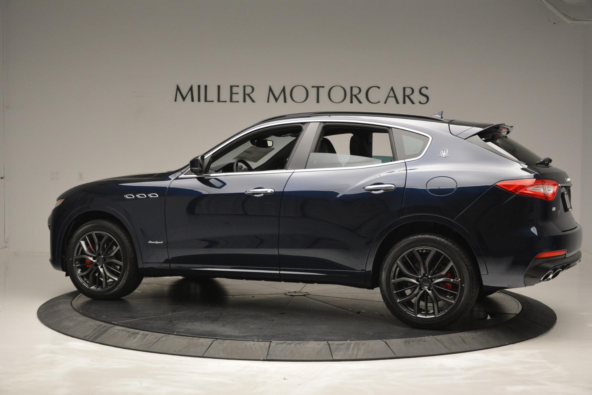 New 2019 Maserati Levante Q4 GranSport For Sale 95205 In Greenwich, CT