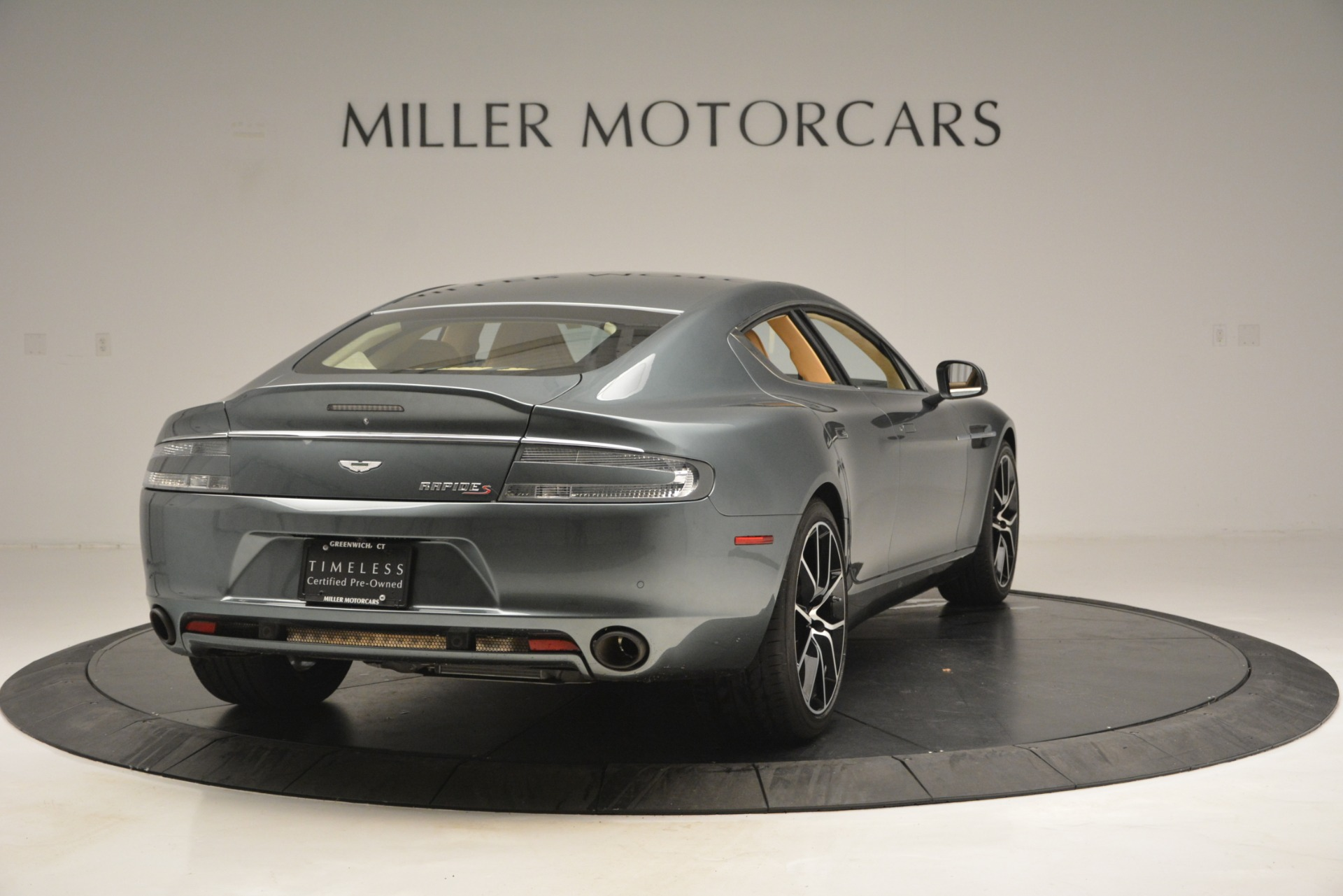 Used 2017 Aston Martin Rapide S Sedan For Sale 0 In Greenwich, CT