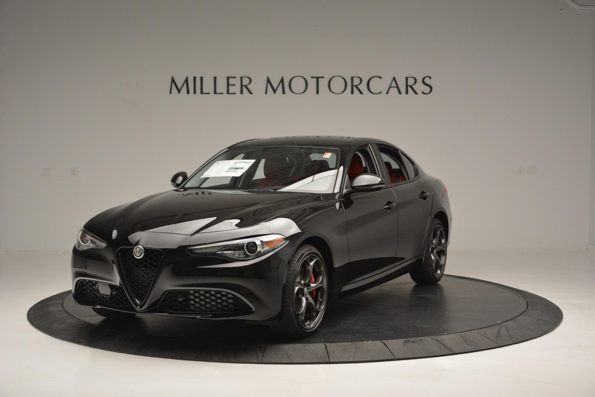 New 2019 Alfa Romeo Giulia Q4 For Sale 48190 In Greenwich, CT