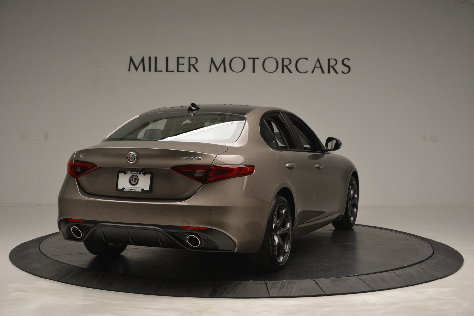 New 2019 Alfa Romeo Giulia Ti Sport Q4 For Sale 52640 In Greenwich, CT