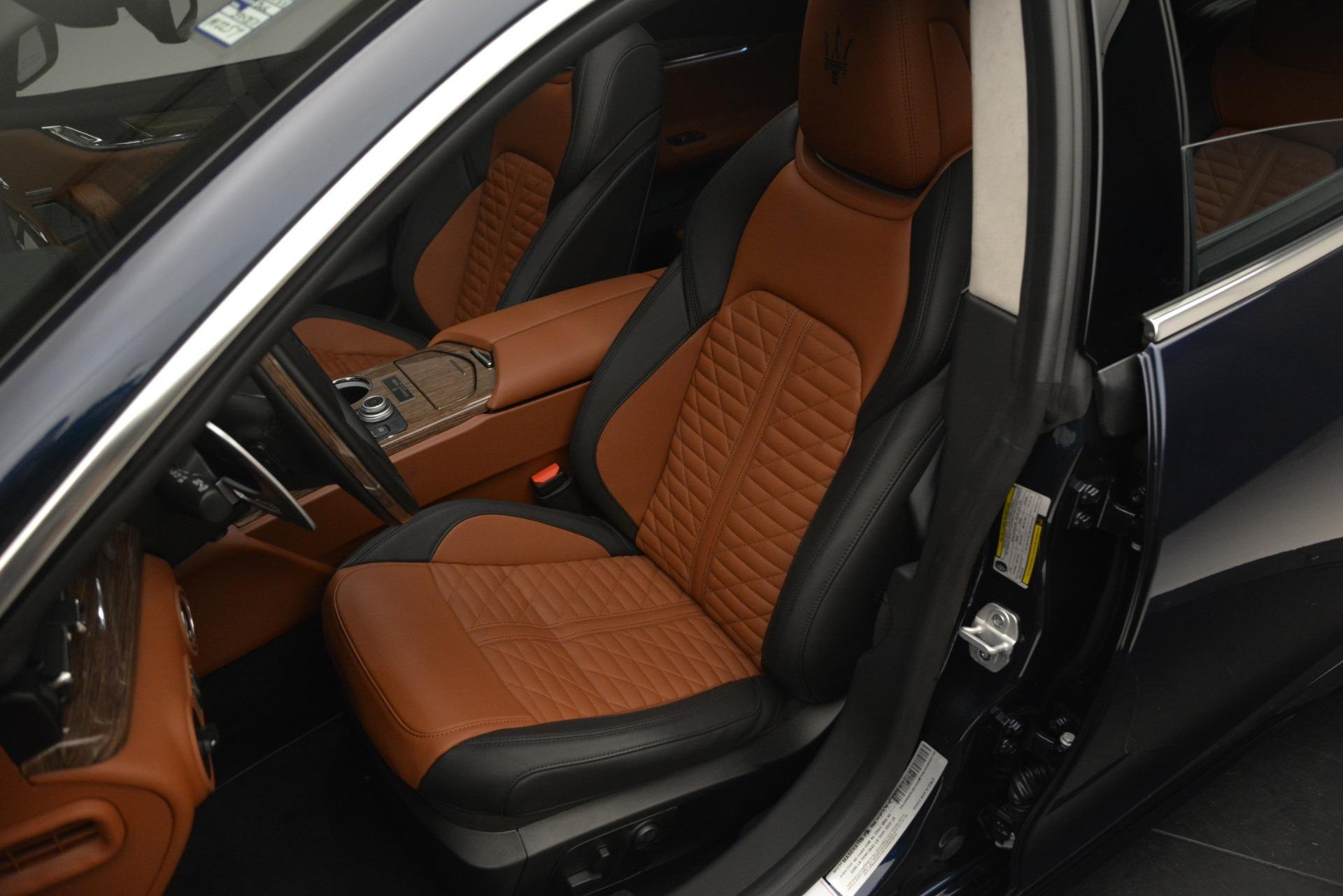 New 2019 Maserati Quattroporte S Q4 GranLusso Edizione Nobile For Sale 0 In Greenwich, CT