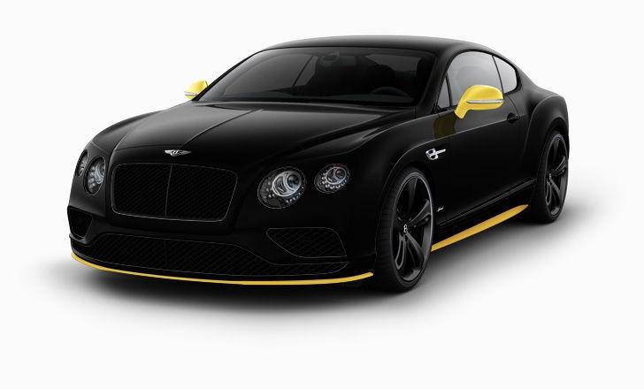 New 2017 Bentley Continental GT Speed Black Edition For Sale 0 In Greenwich, CT