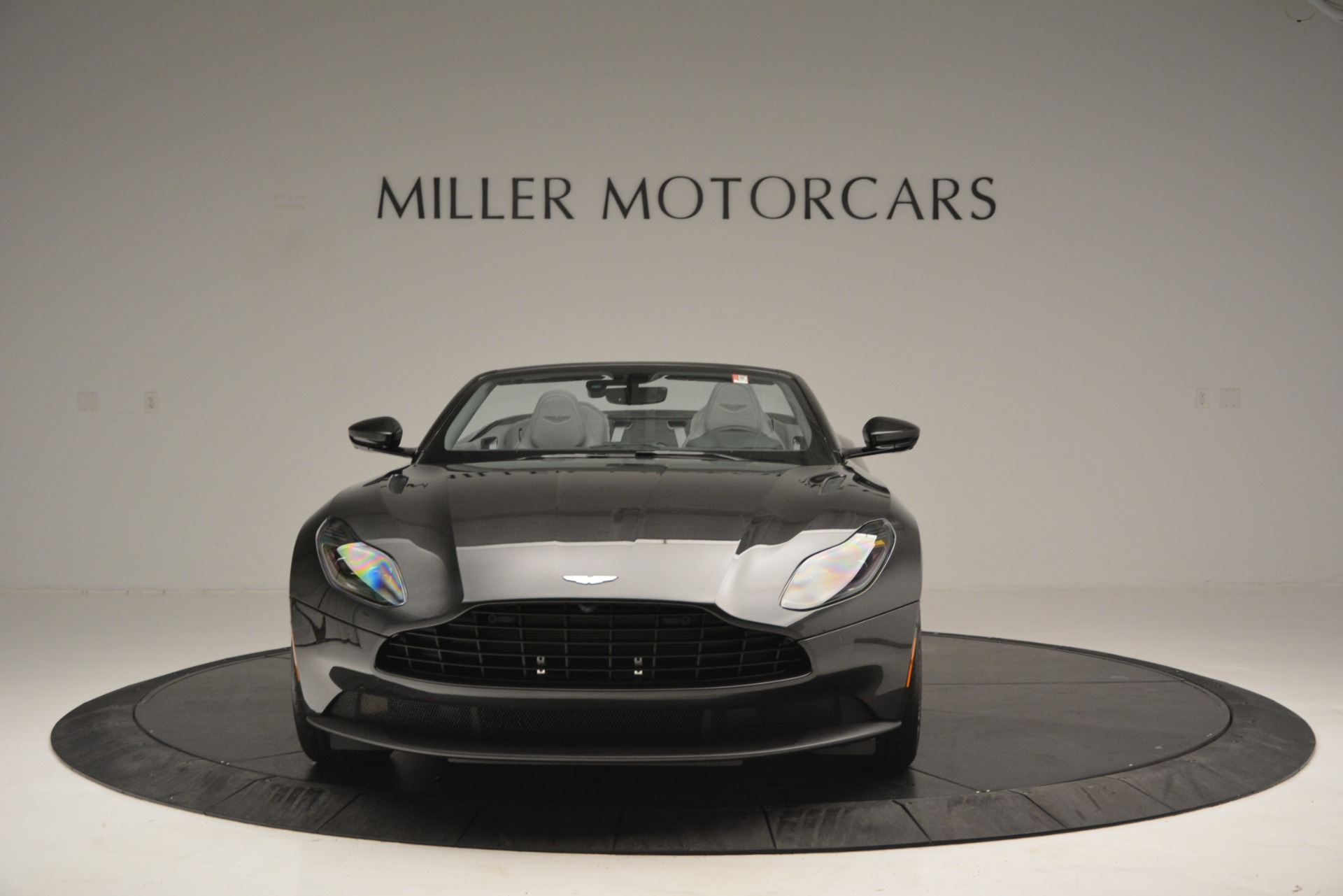 New 2019 Aston Martin DB11 V8 Convertible For Sale 261536 In Greenwich, CT