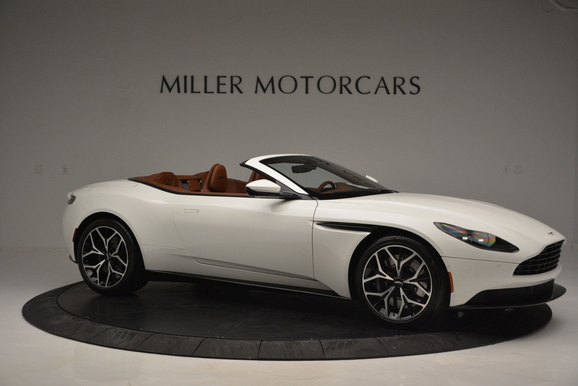 Used 2019 Aston Martin DB11 V8 Convertible For Sale 0 In Greenwich, CT