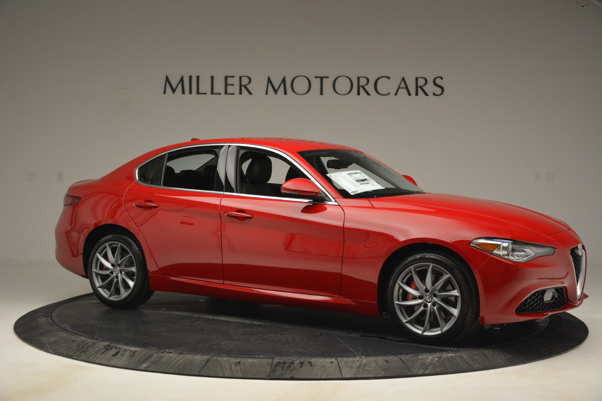 New 2019 Alfa Romeo Giulia Q4 For Sale 44540 In Greenwich, CT