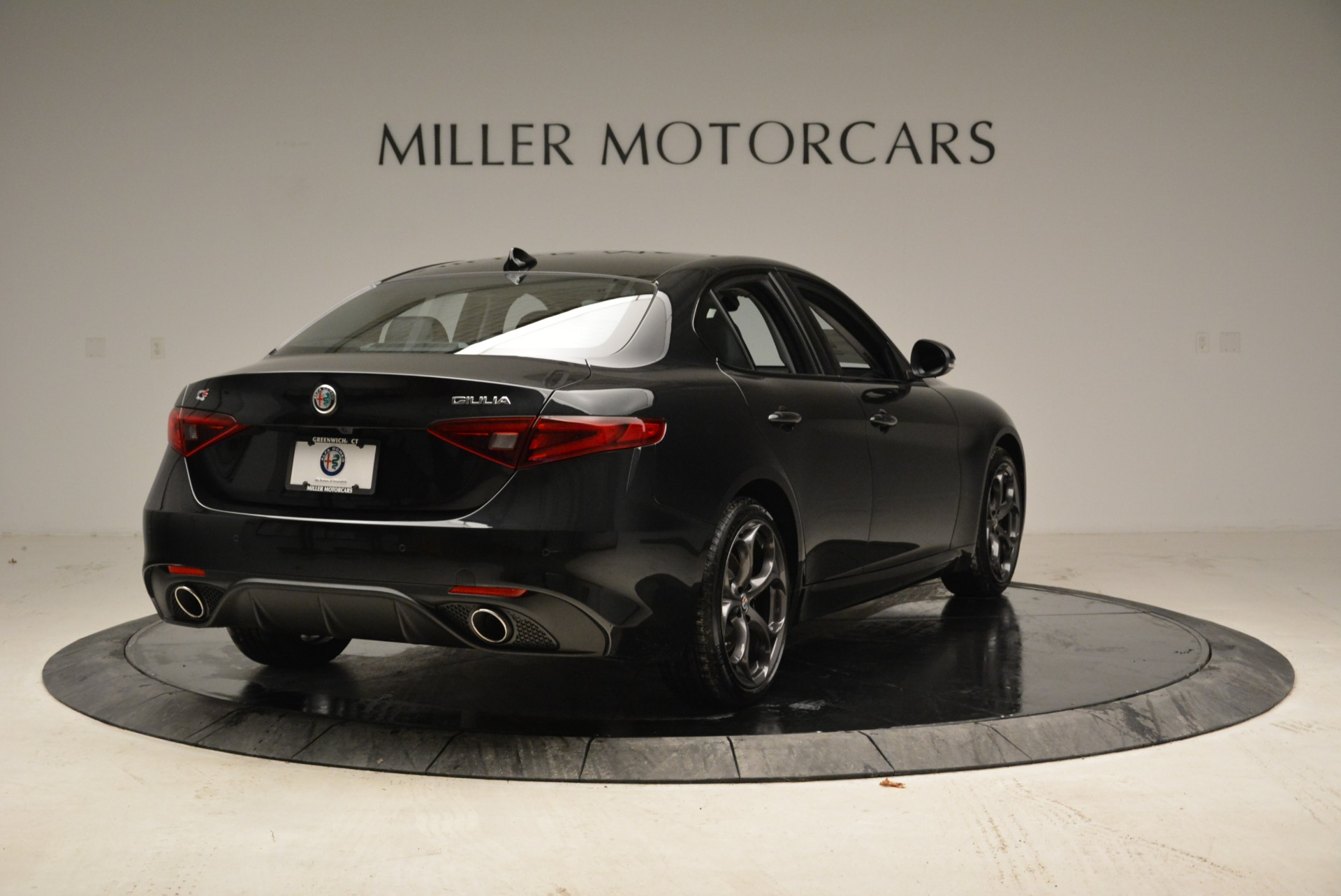 New 2019 Alfa Romeo Giulia Ti Sport Q4 For Sale 51140 In Greenwich, CT