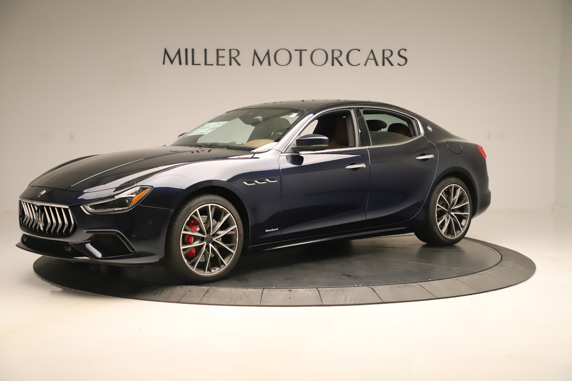 New 2019 Maserati Ghibli S Q4 GranSport For Sale 94545 In Greenwich, CT