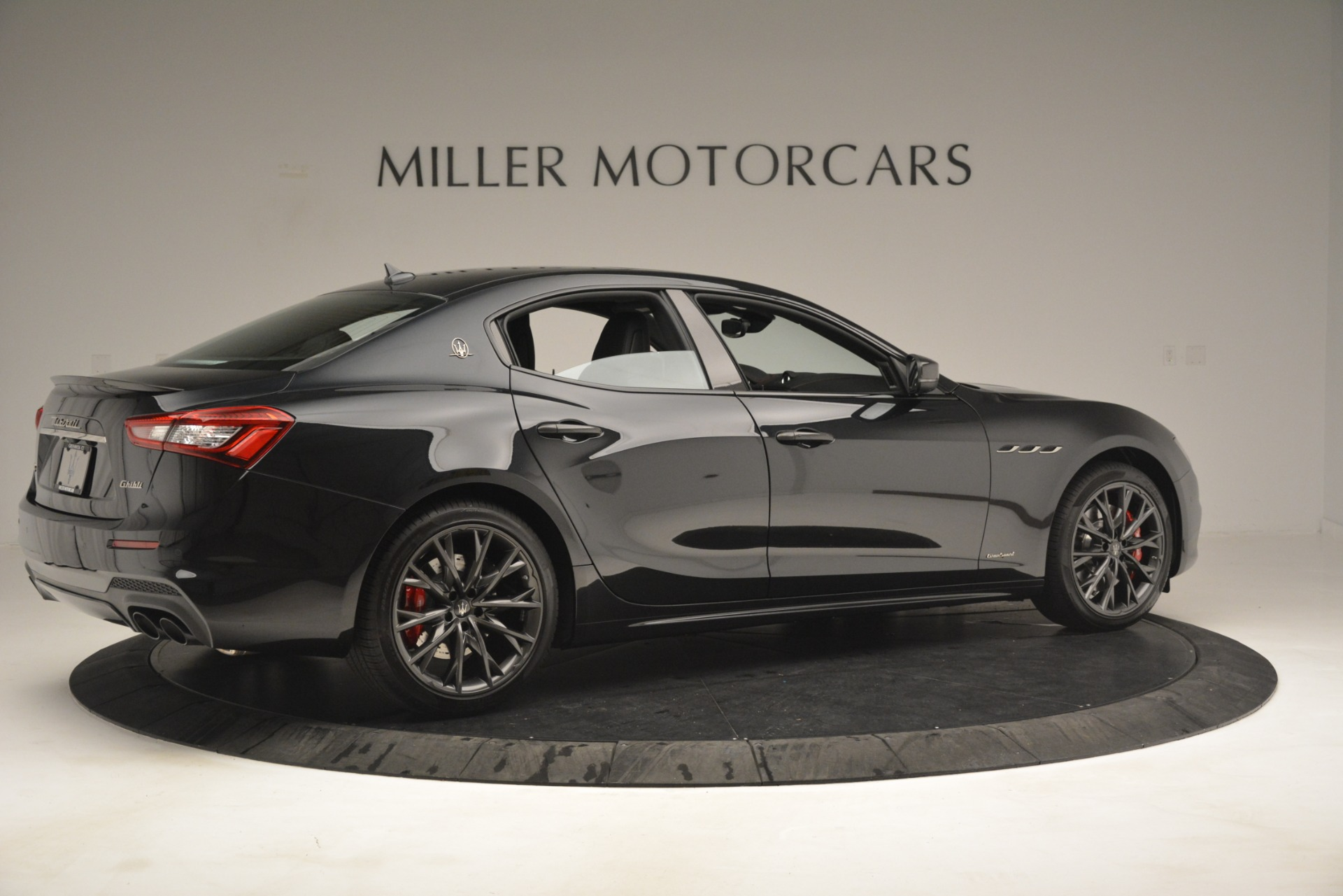 New 2019 Maserati Ghibli S Q4 GranSport For Sale 99830 In Greenwich, CT