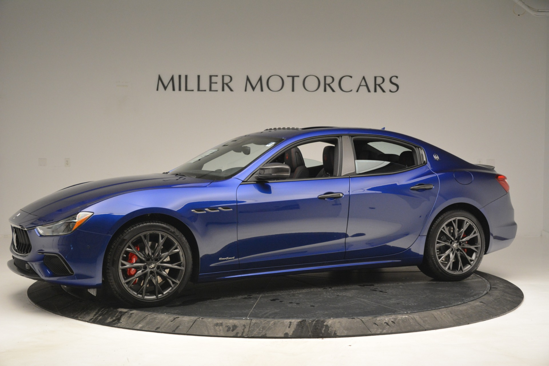 New 2019 Maserati Ghibli S Q4 GranSport For Sale 99040 In Greenwich, CT