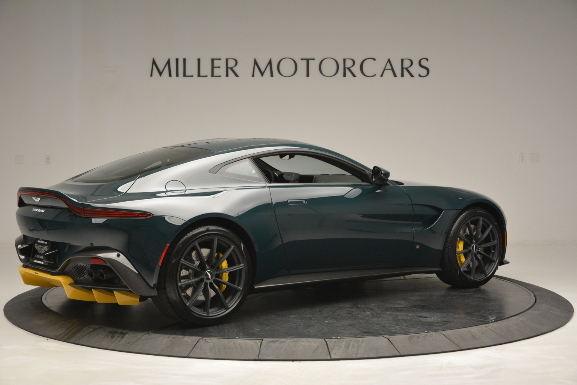 Used 2019 Aston Martin Vantage Coupe For Sale 213824 In Greenwich, CT