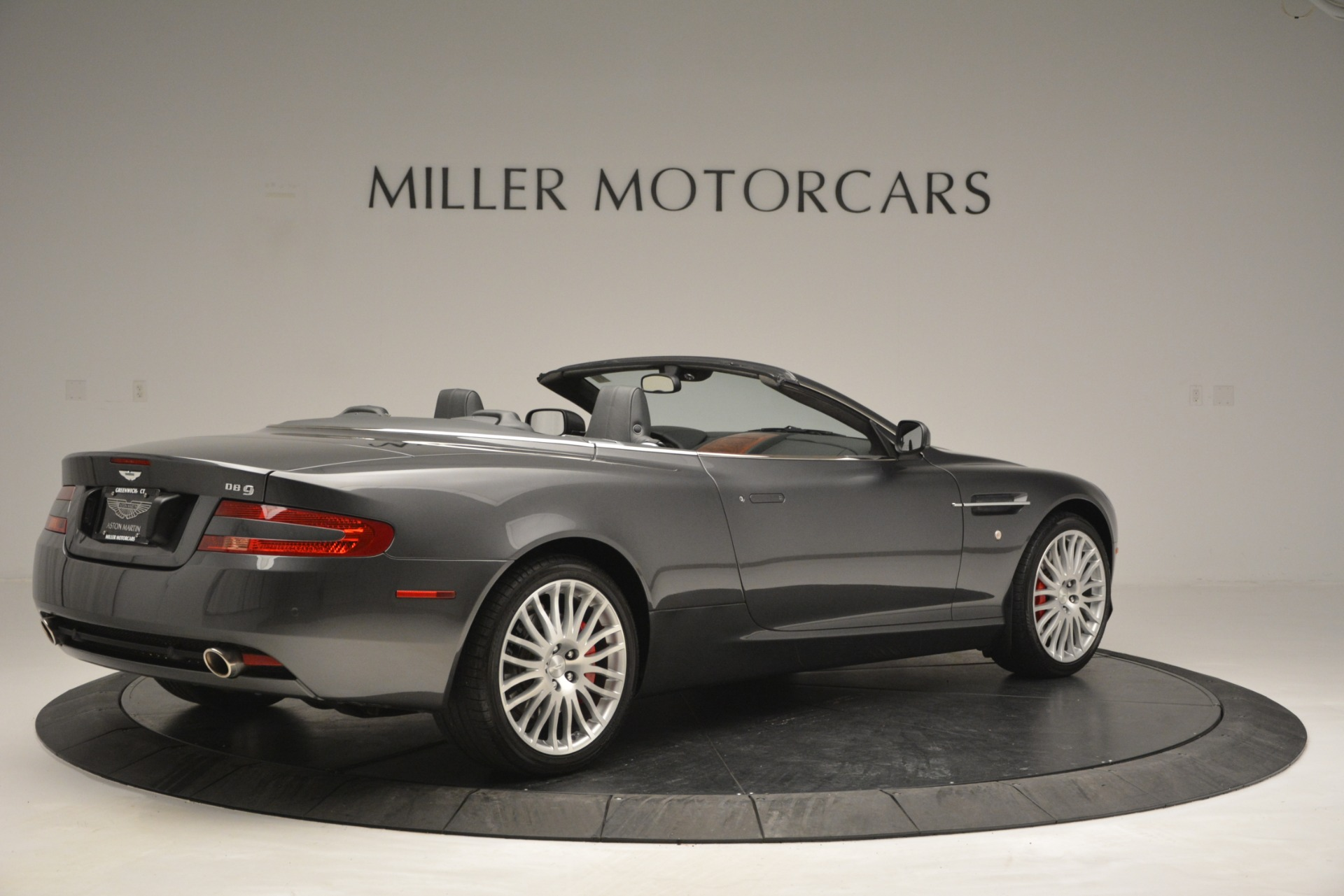 Used 2009 Aston Martin DB9 Convertible For Sale 0 In Greenwich, CT
