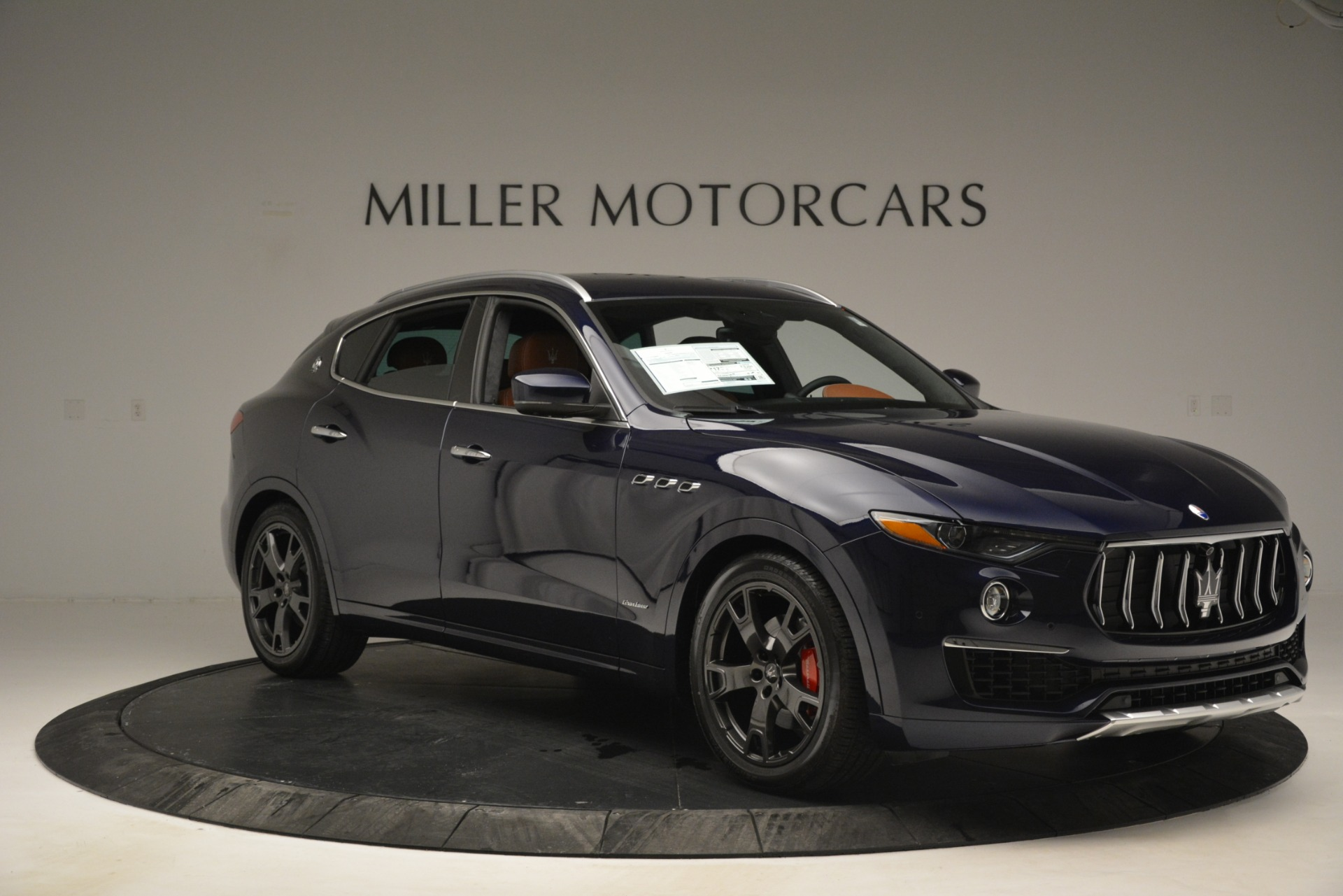 New 2019 Maserati Levante Q4 GranLusso For Sale 88480 In Greenwich, CT