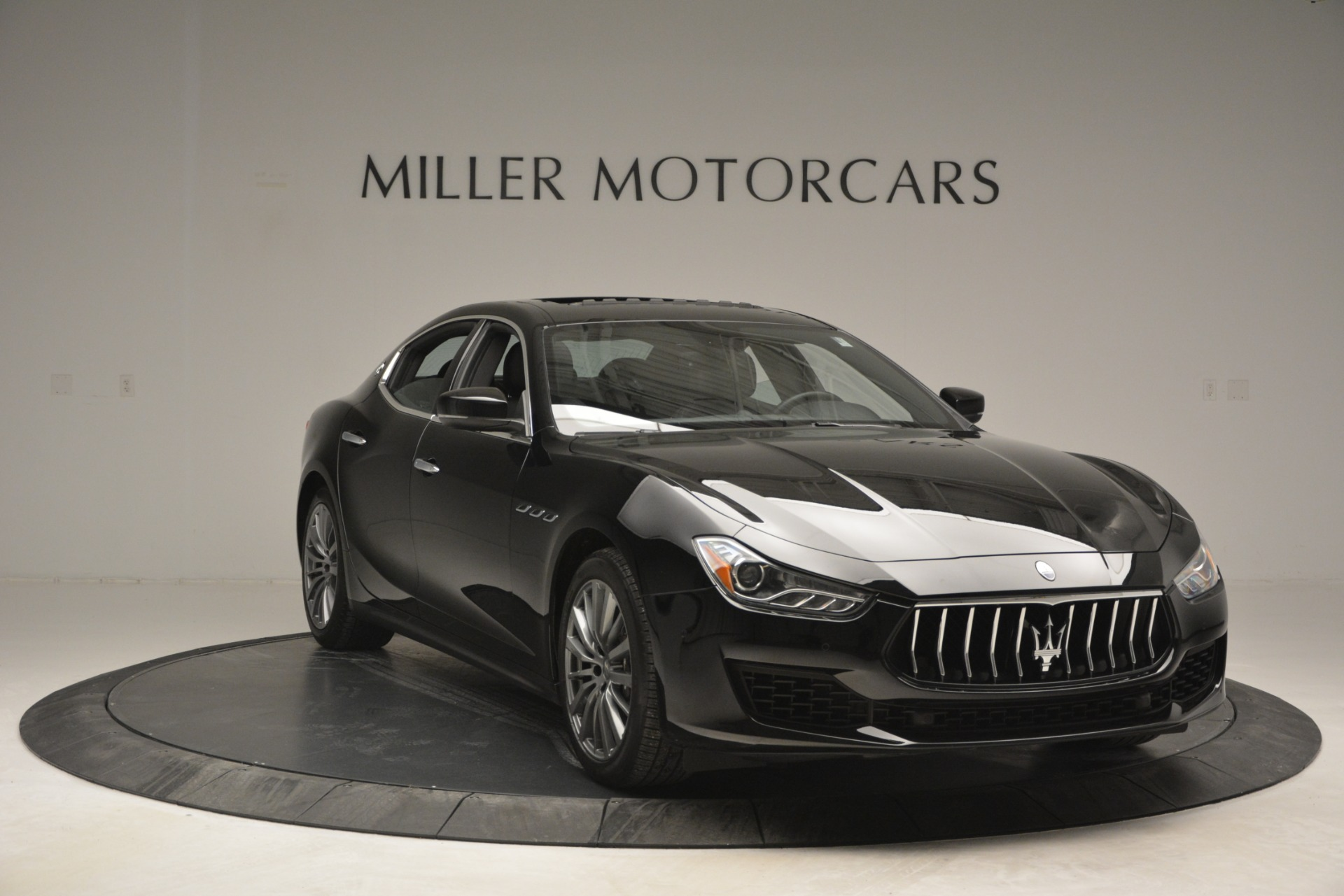 Used 2018 Maserati Ghibli S Q4 For Sale 58900 In Greenwich, CT