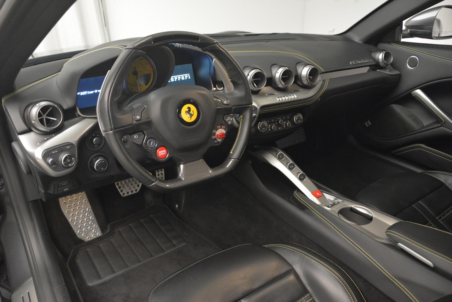 Used 2016 Ferrari F12 Berlinetta  For Sale 0 In Greenwich, CT