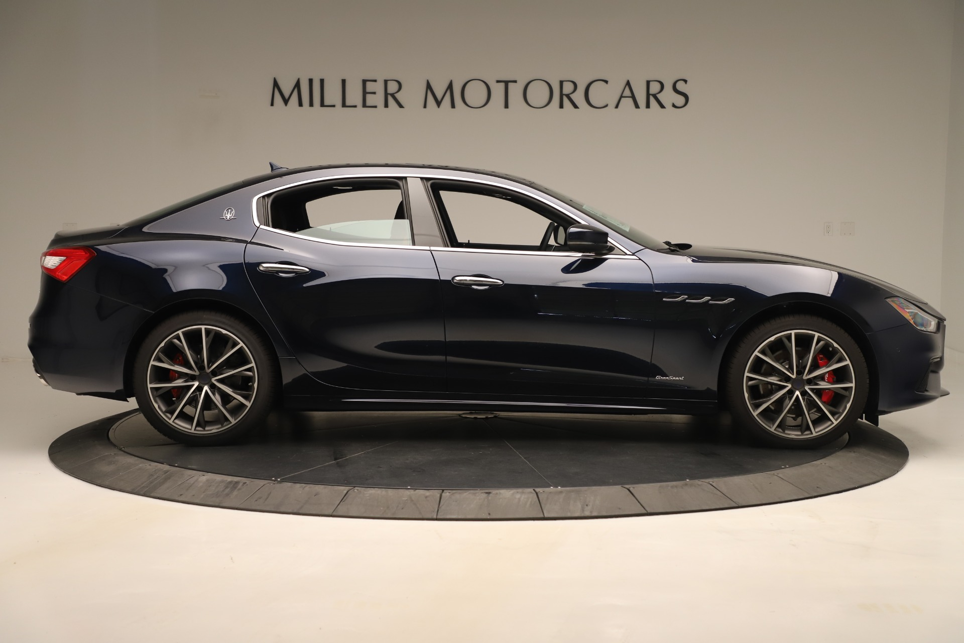 New 2019 Maserati Ghibli S Q4 GranSport For Sale 94545 In Greenwich, CT