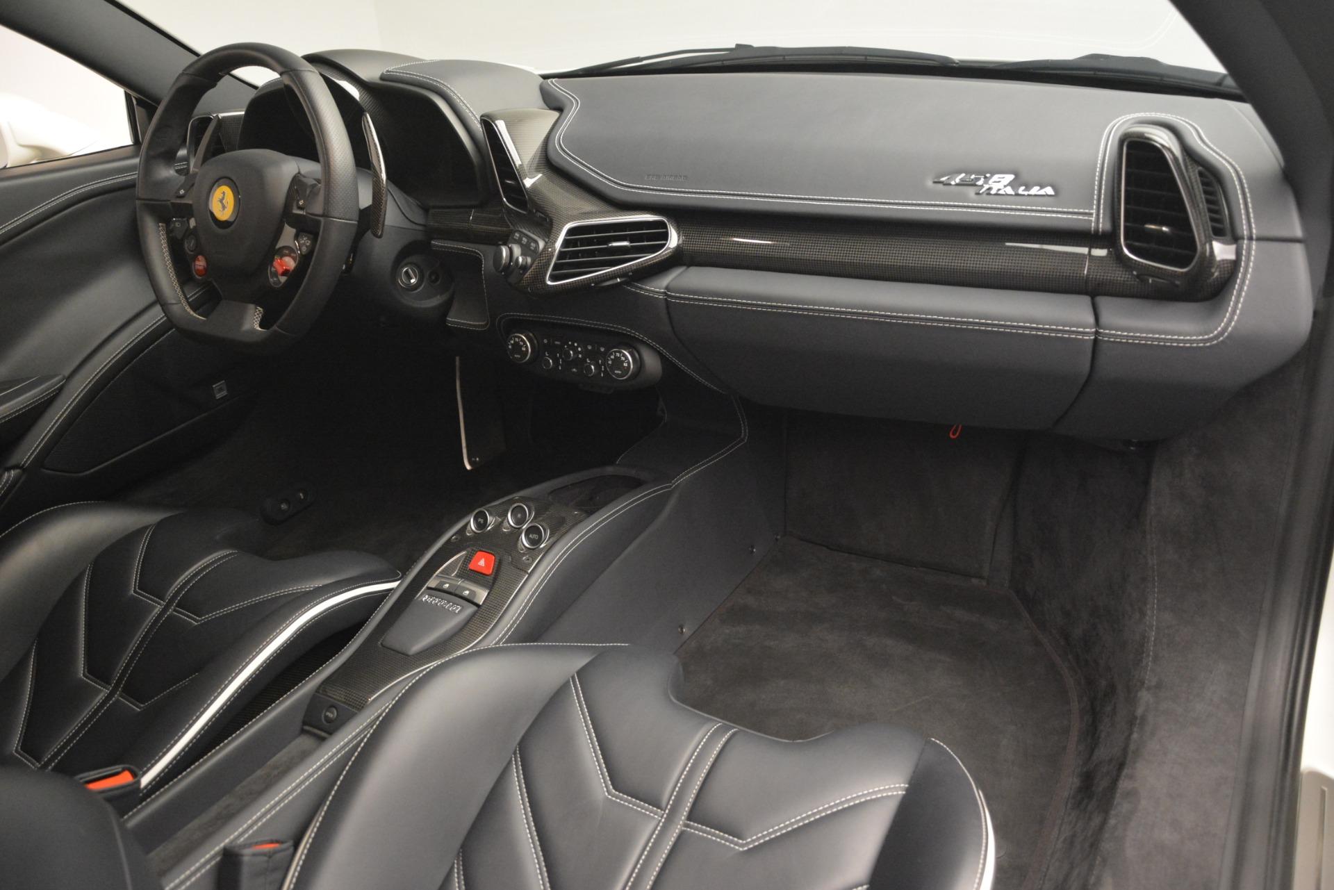 Used 2014 Ferrari 458 Italia  For Sale 0 In Greenwich, CT