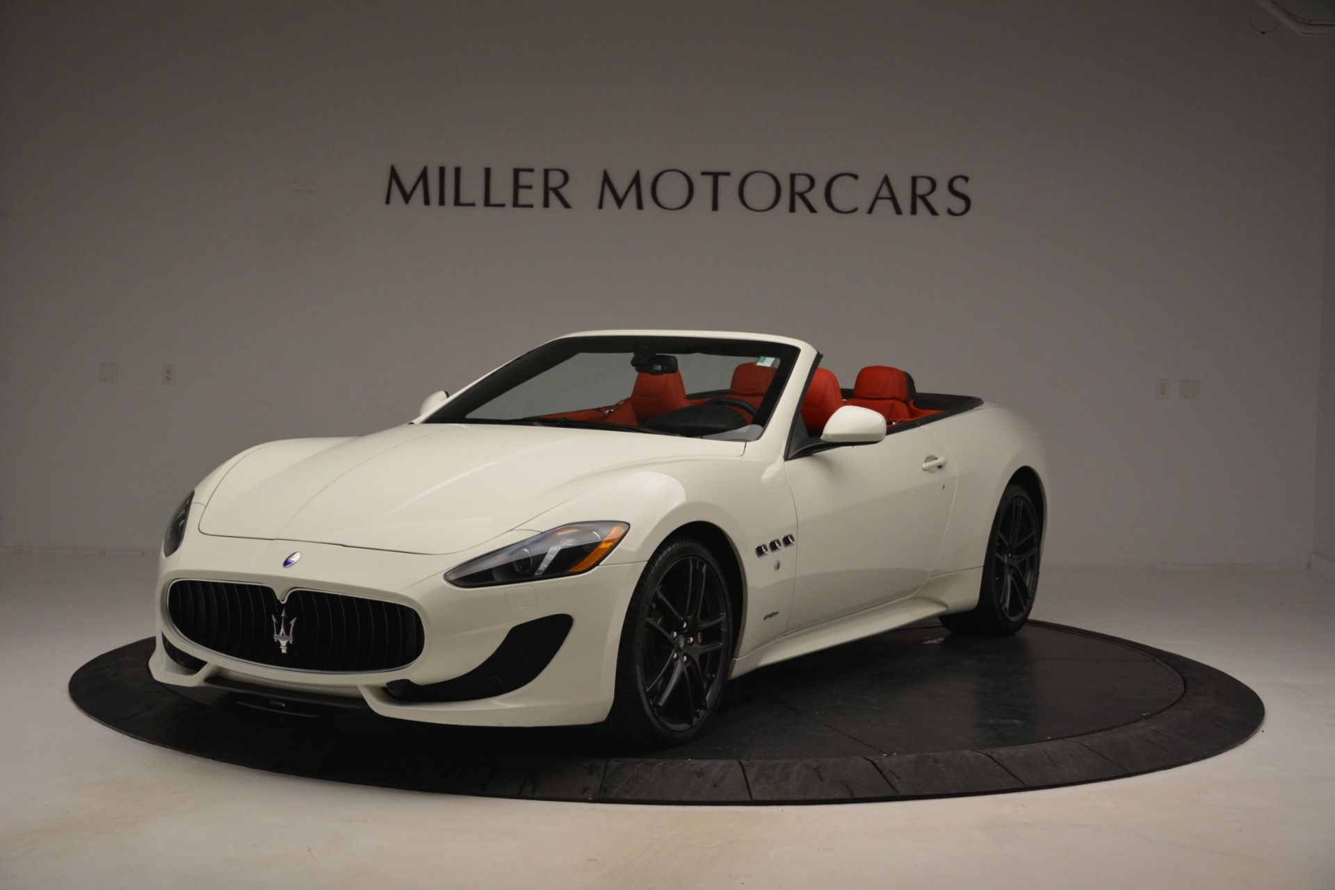 Used 2017 Maserati GranTurismo Sport For Sale 97900 In Greenwich, CT