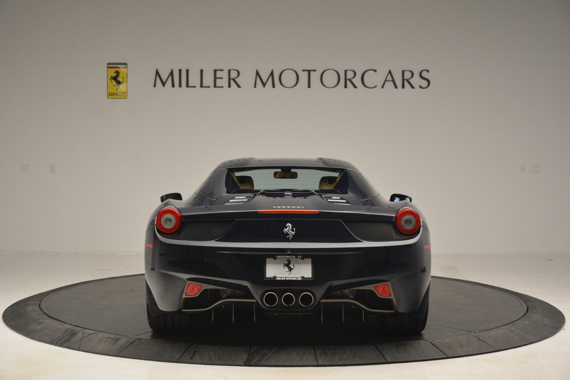Used 2014 Ferrari 458 Spider  For Sale 0 In Greenwich, CT