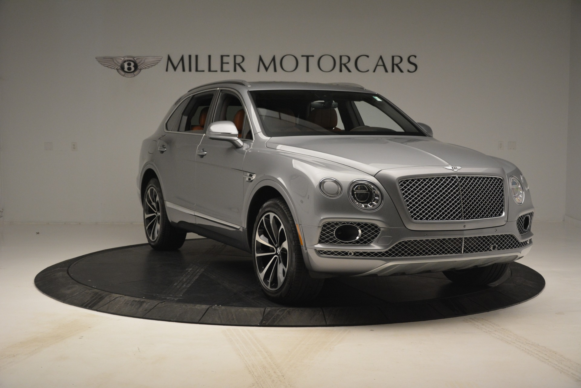 Used 2017 Bentley Bentayga W12 For Sale 253880 In Greenwich, CT