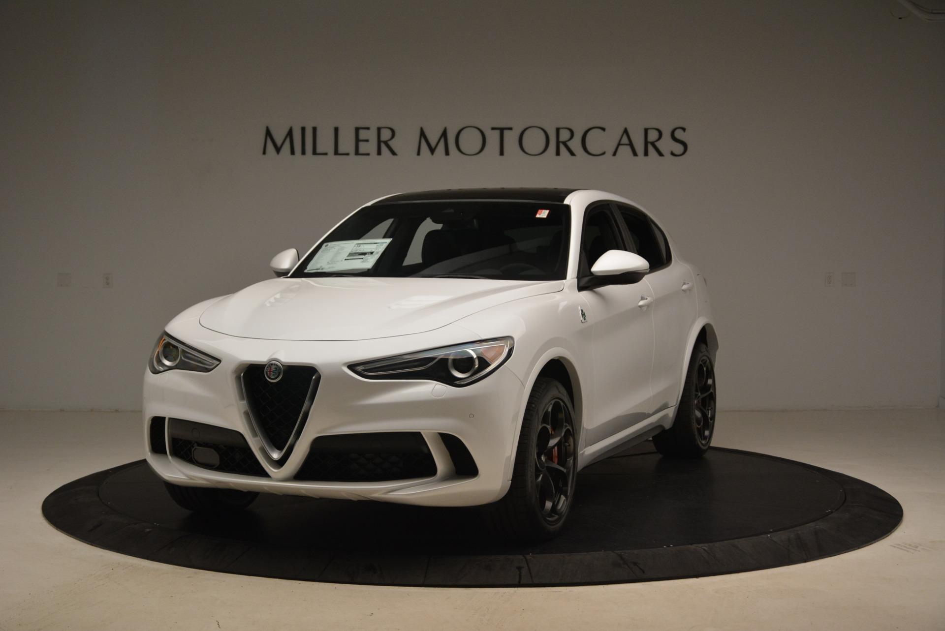 Used 2019 Alfa Romeo Stelvio Quadrifoglio For Sale 71900 In Greenwich, CT