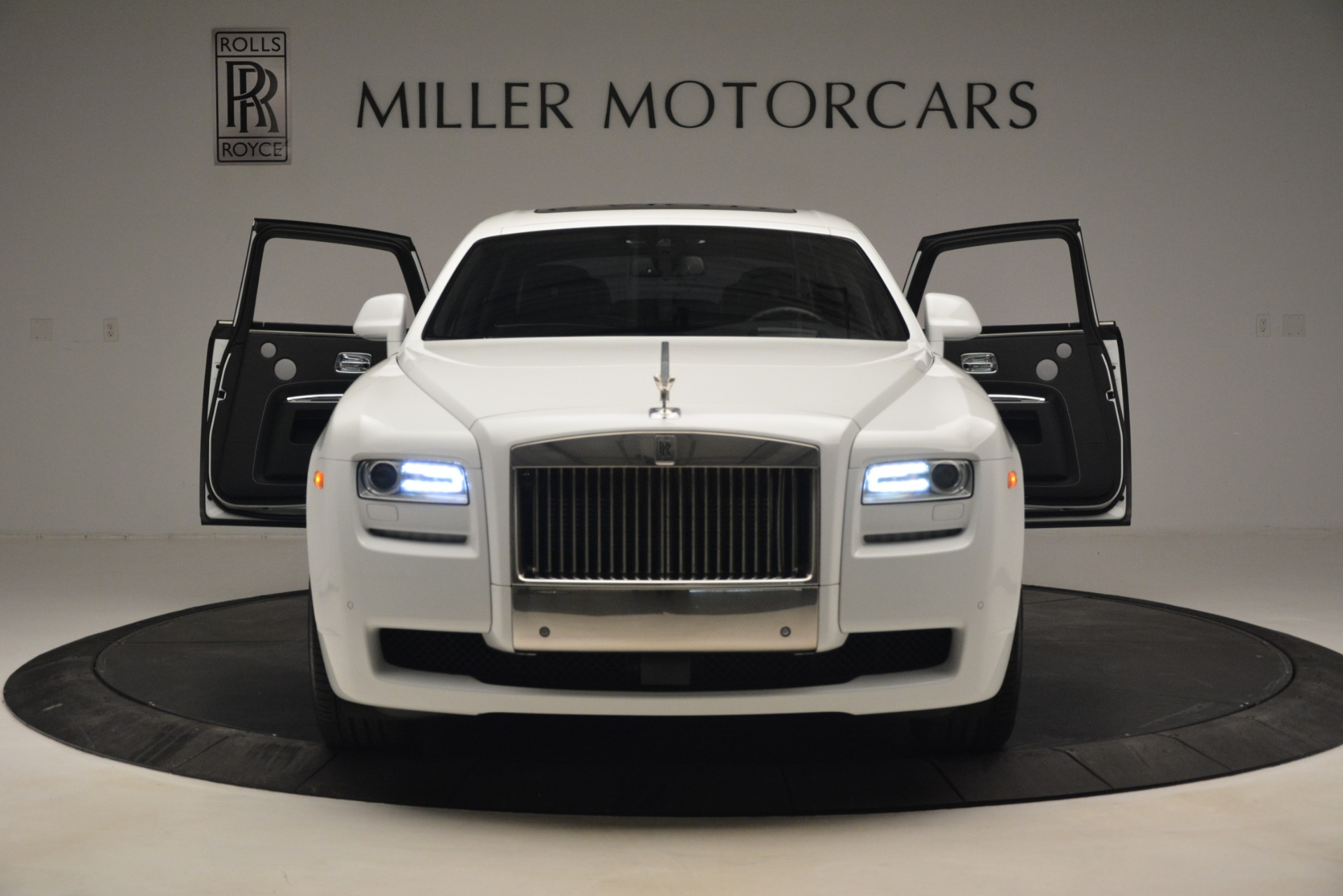 Used 2014 Rolls-Royce Ghost V-Spec For Sale 0 In Greenwich, CT
