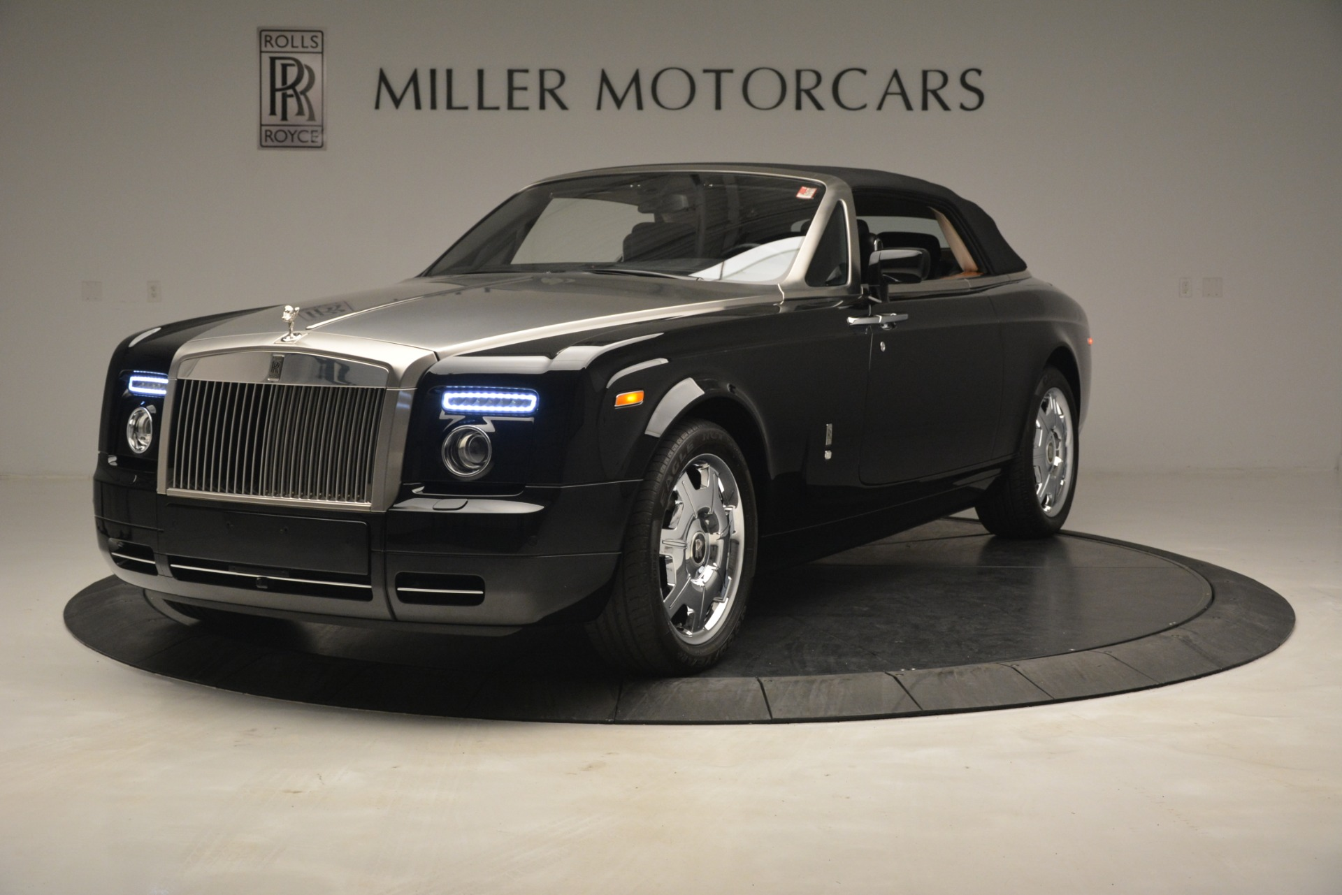 Used 2008 Rolls-Royce Phantom Drophead Coupe  For Sale 0 In Greenwich, CT