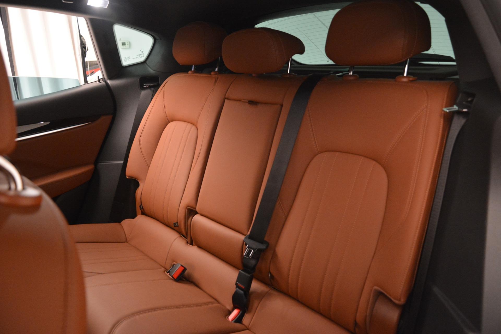 New 2019 Maserati Levante Q4 For Sale 80400 In Greenwich, CT