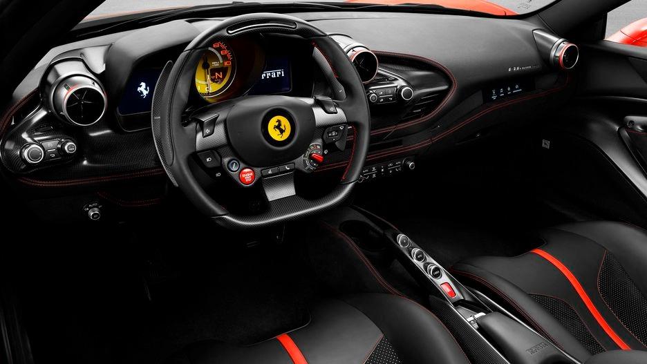 New 2020 Ferrari F8 Tributo  For Sale 0 In Greenwich, CT