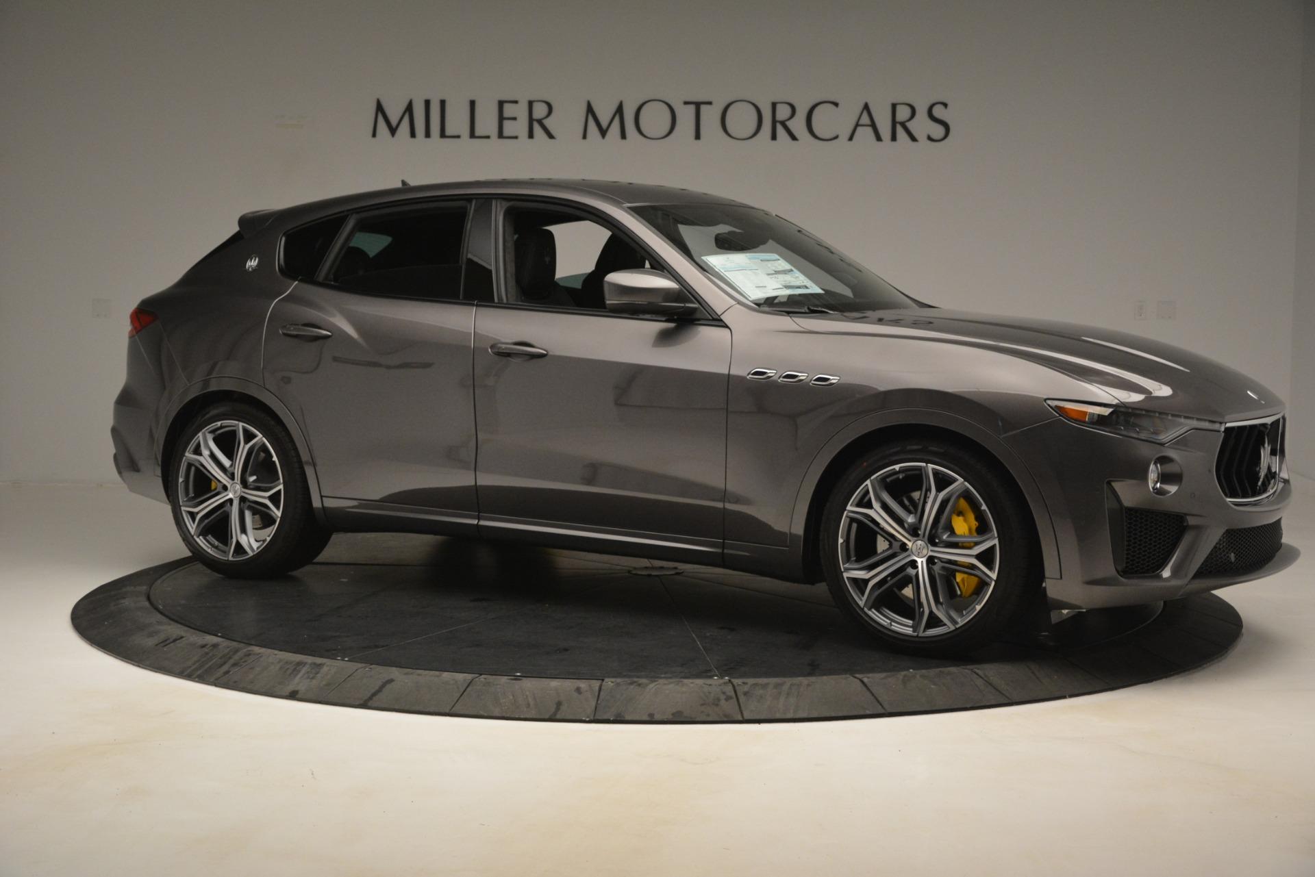 New 2019 Maserati Levante GTS For Sale 132625 In Greenwich, CT