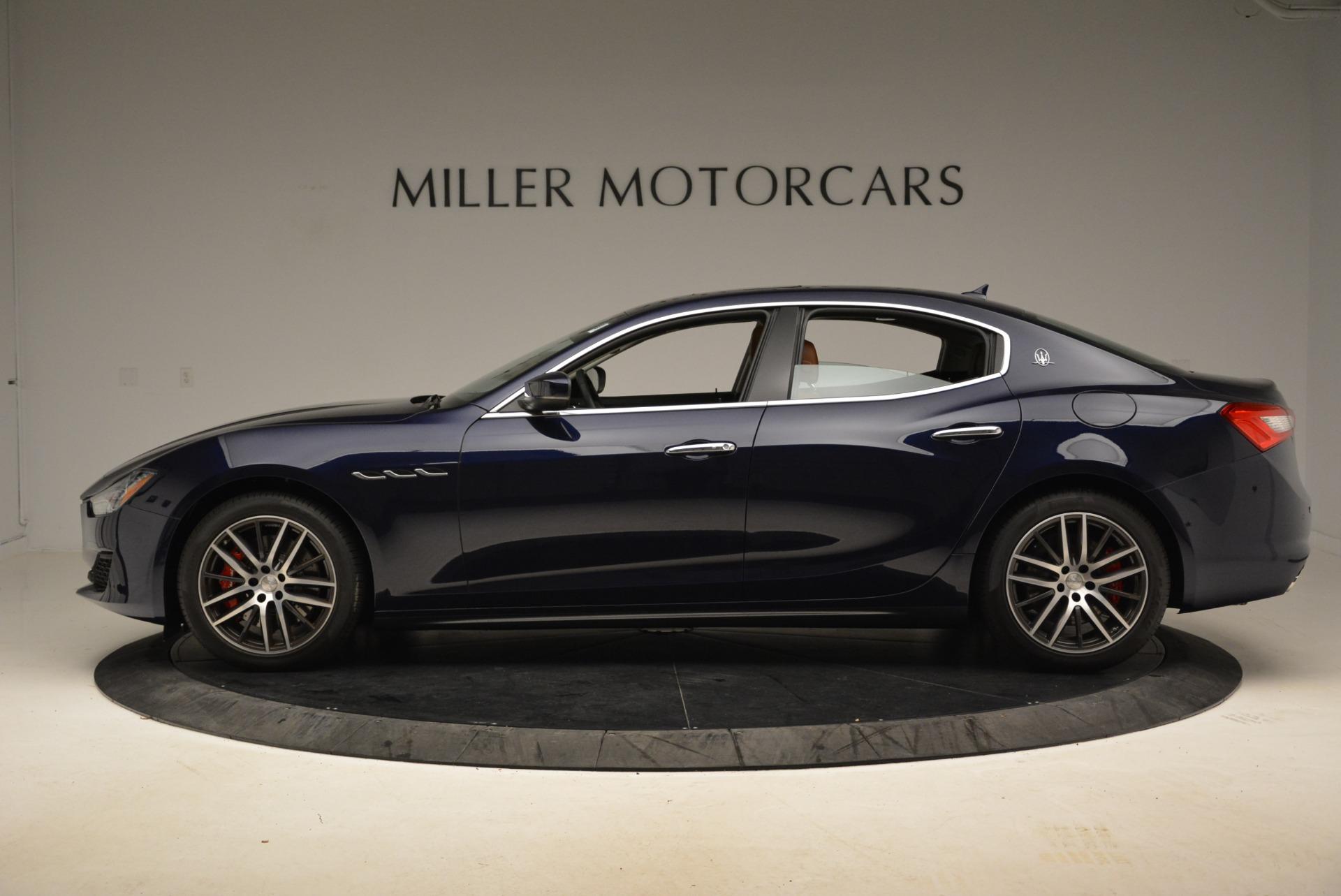 New 2019 Maserati Ghibli S Q4 For Sale 90185 In Greenwich, CT