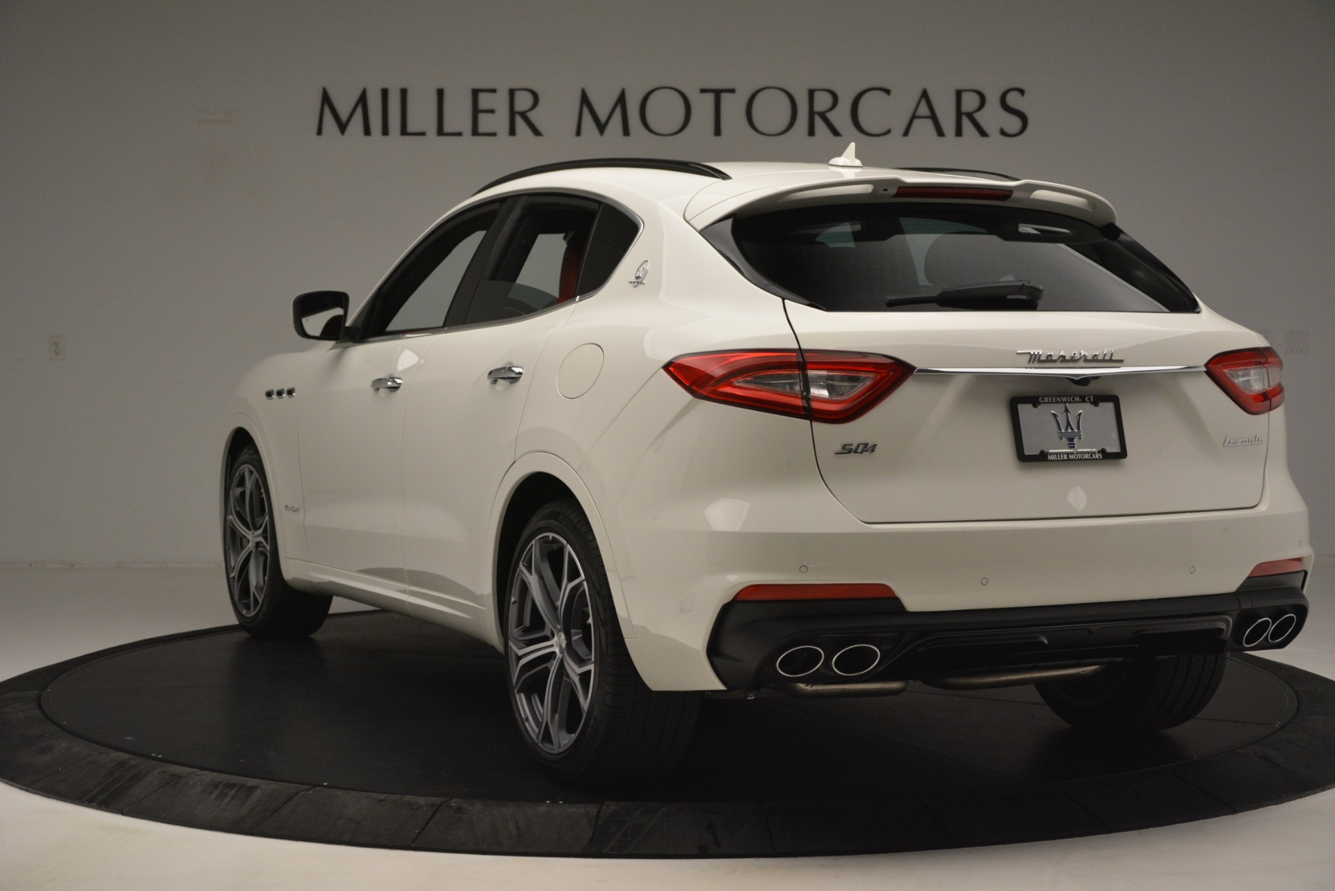 New 2019 Maserati Levante S Q4 GranSport For Sale 104125 In Greenwich, CT