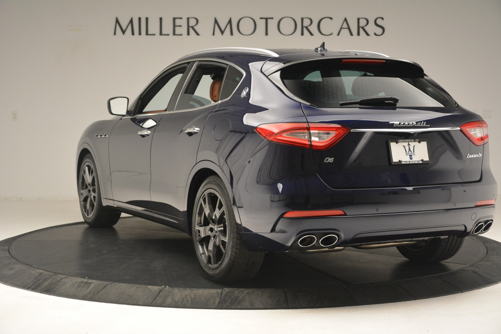 New 2019 Maserati Levante Q4 For Sale 84730 In Greenwich, CT