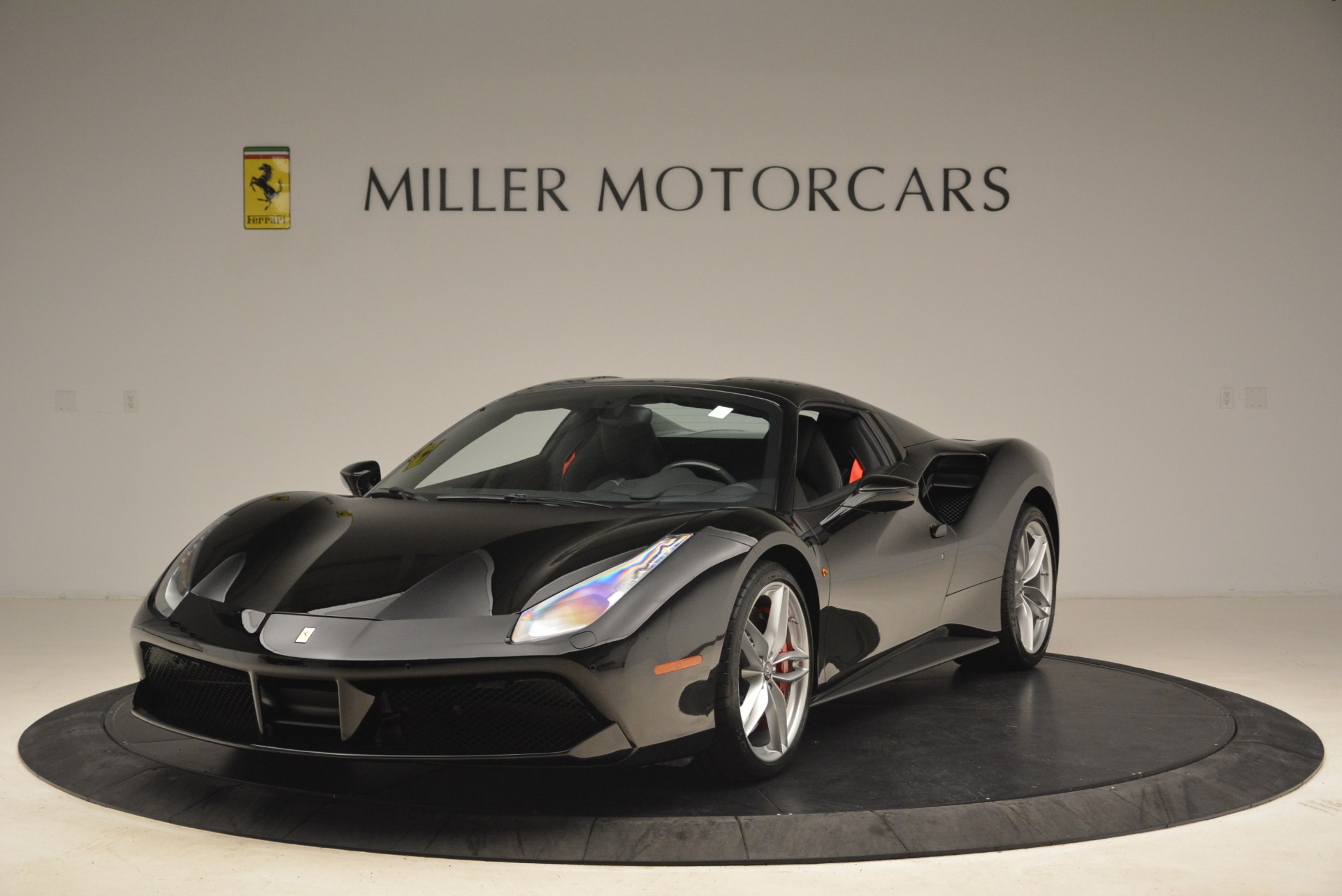 Used 2018 Ferrari 488 Spider  For Sale 0 In Greenwich, CT