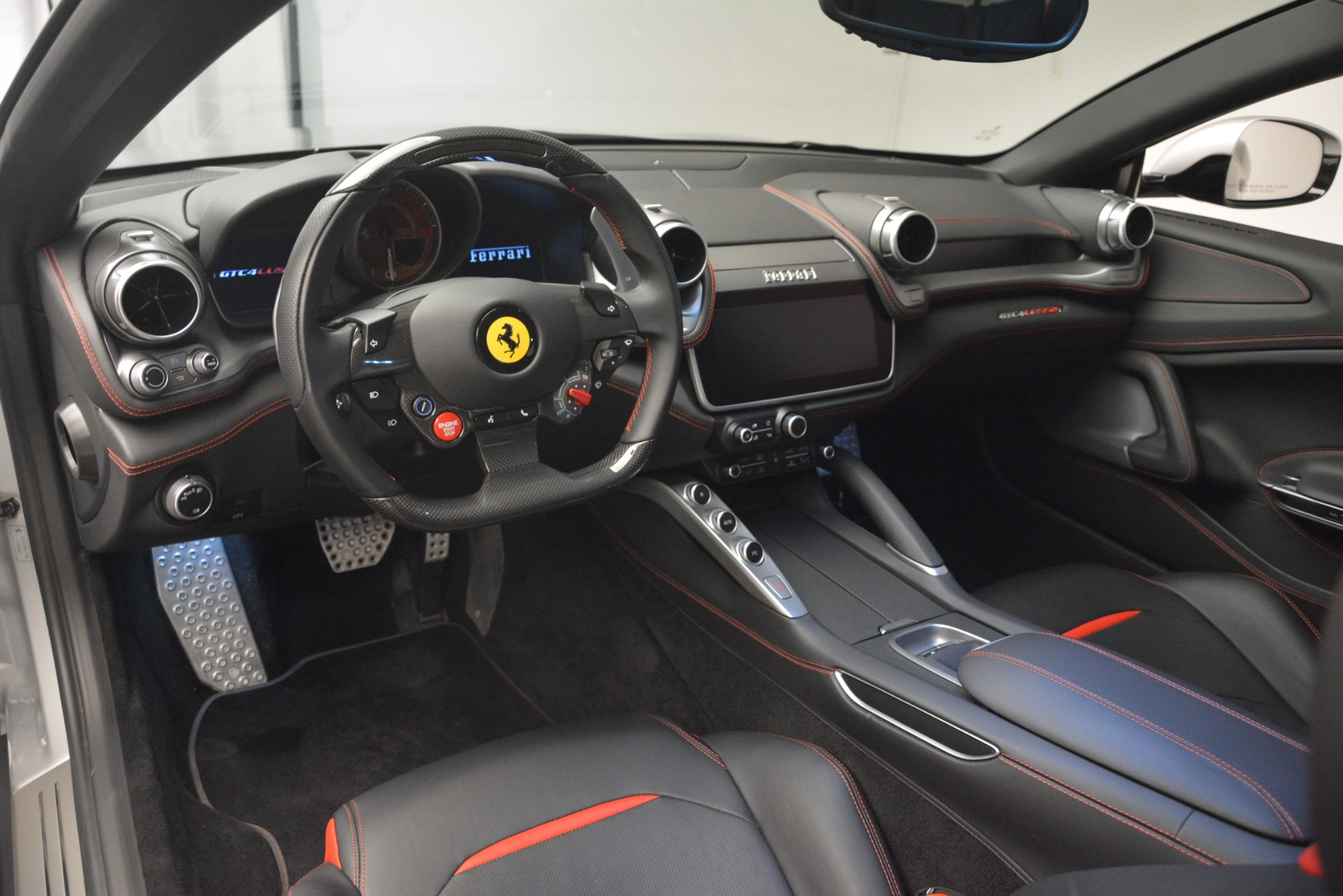 Used 2018 Ferrari GTC4LussoT V8 For Sale 219900 In Greenwich, CT