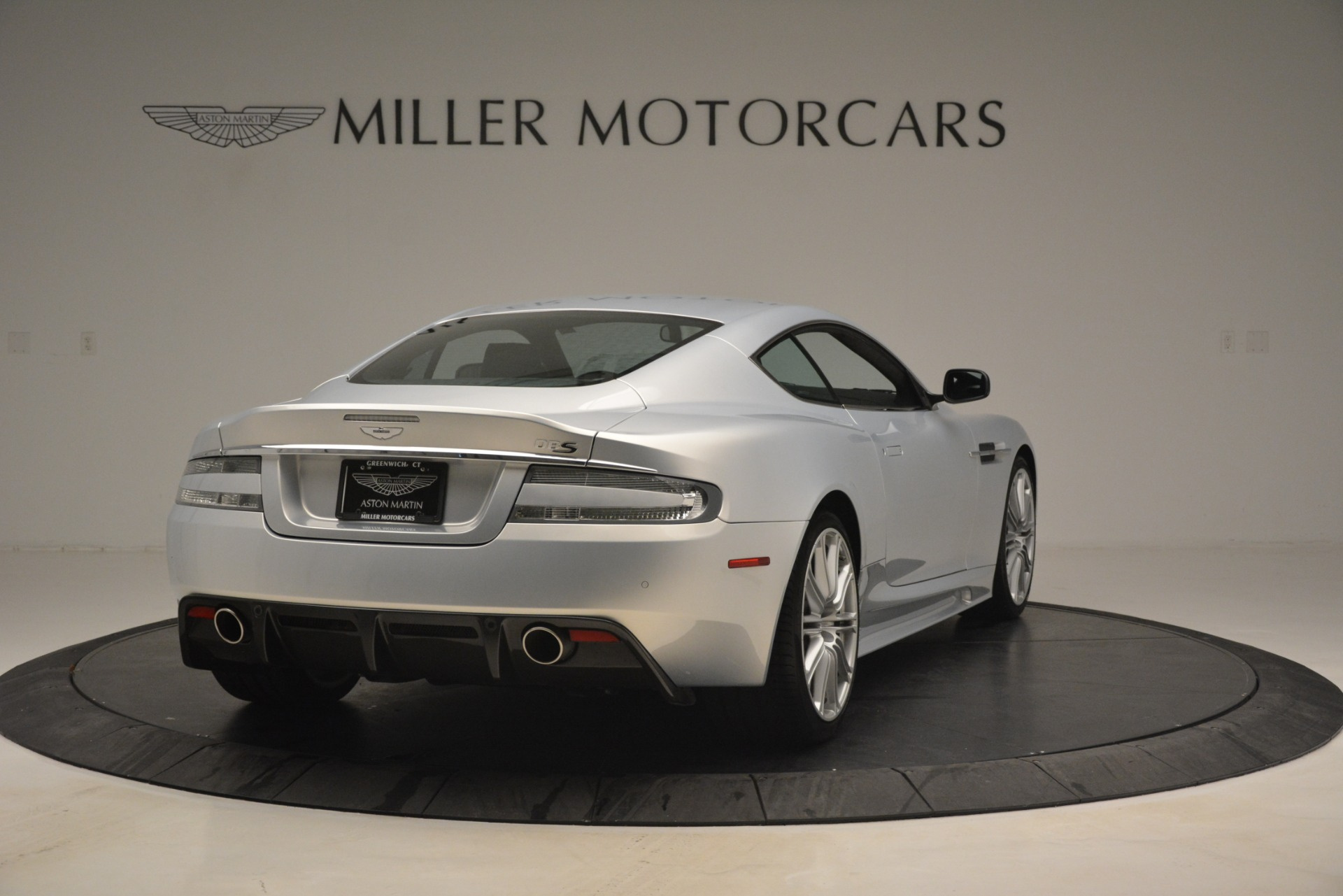 Used 2009 Aston Martin DBS Coupe For Sale 129900 In Greenwich, CT