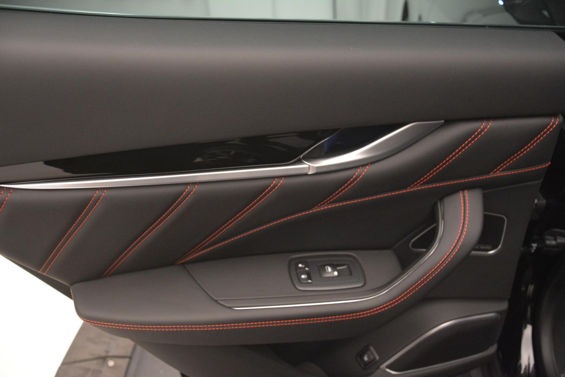 New 2019 Maserati Levante S Q4 GranSport For Sale 100925 In Greenwich, CT