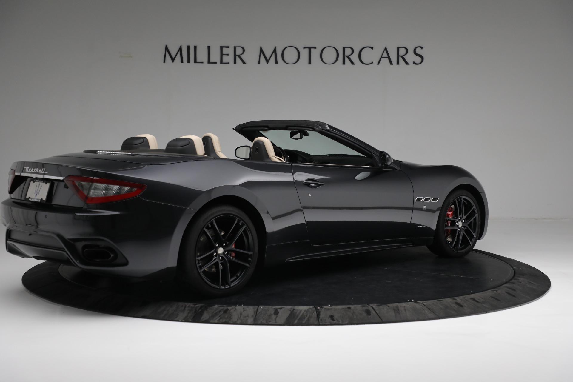 New 2019 Maserati GranTurismo Sport Convertible For Sale 160315 In Greenwich, CT
