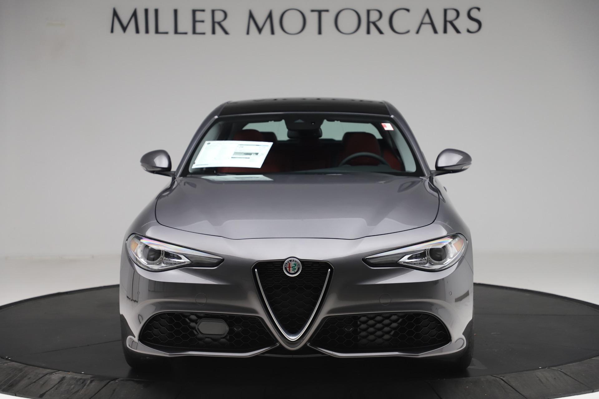 New 2019 Alfa Romeo Giulia Ti Sport Q4 For Sale 52340 In Greenwich, CT