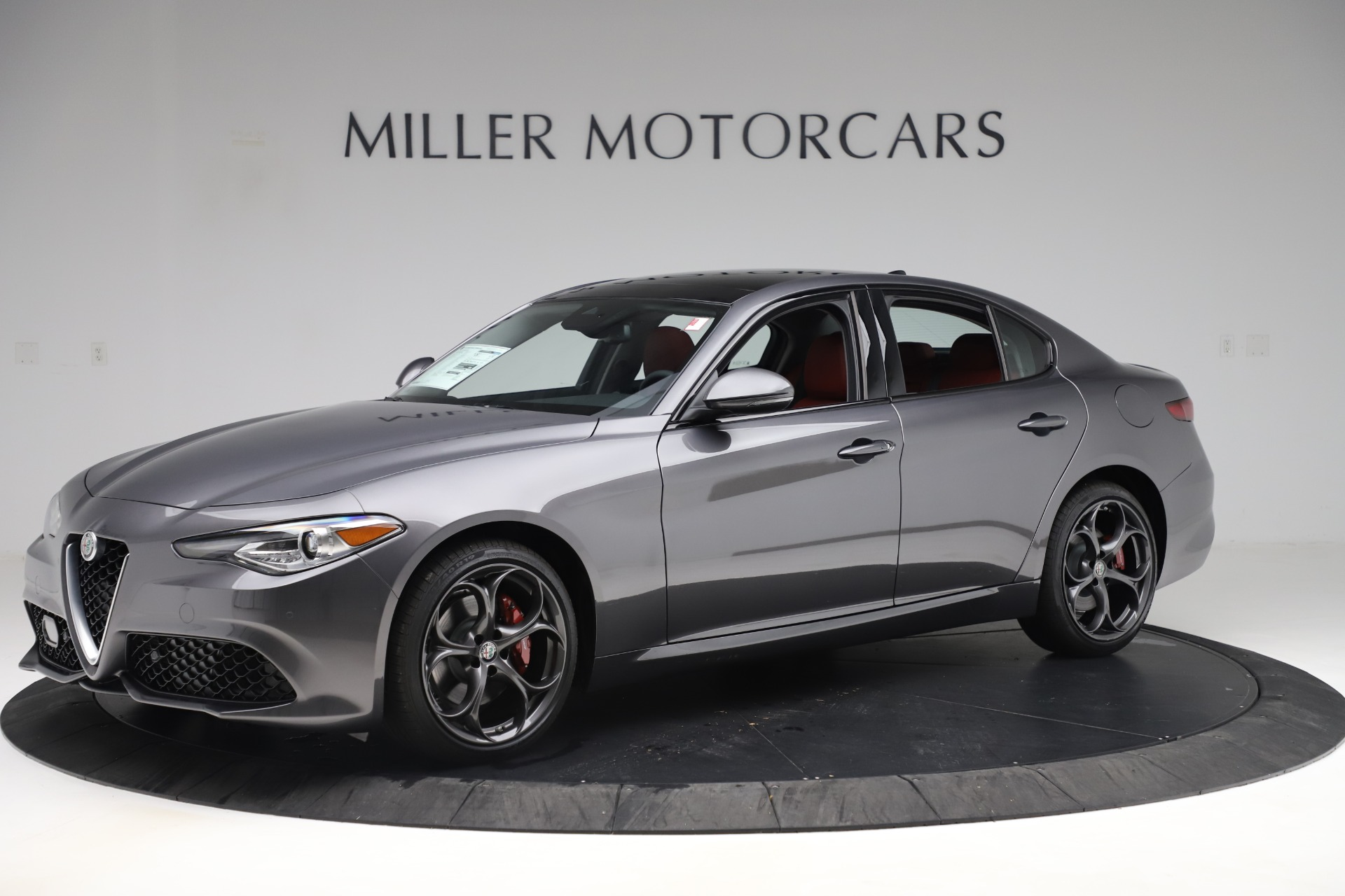 New 2019 Alfa Romeo Giulia Ti Sport Q4 For Sale 52340 In Greenwich, CT