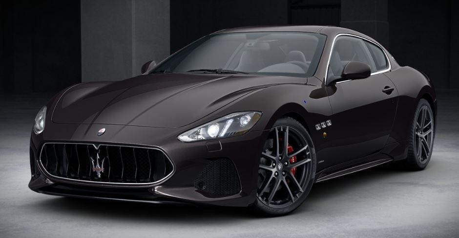 New 2018 Maserati GranTurismo Sport For Sale 143840 In Greenwich, CT