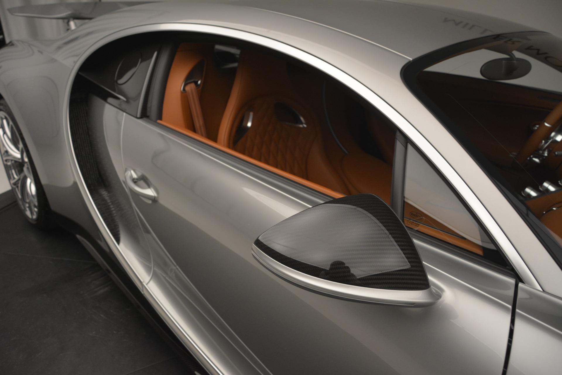 Used 2019 Bugatti Chiron  For Sale 0 In Greenwich, CT