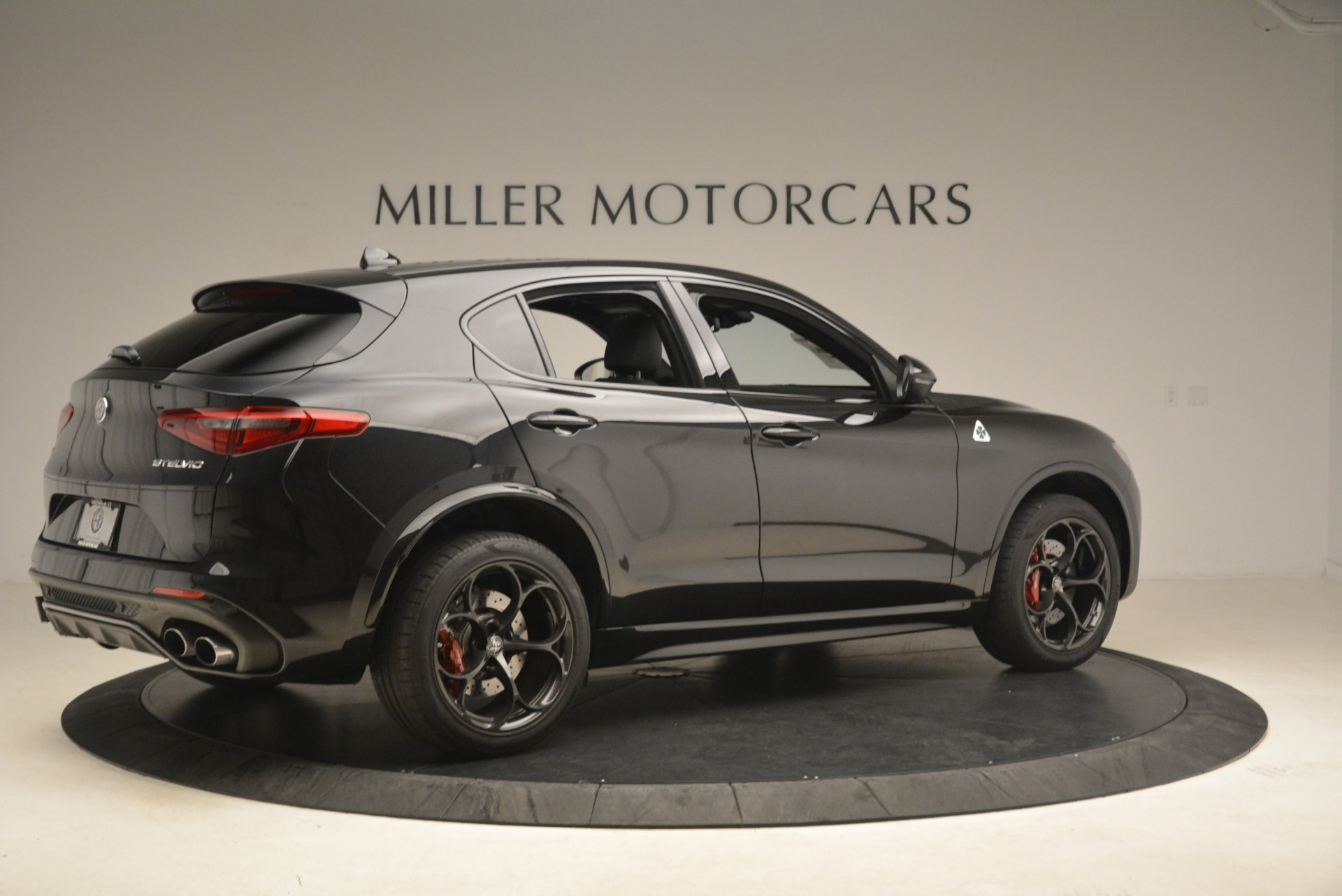 New 2019 Alfa Romeo Stelvio Quadrifoglio For Sale 86440 In Greenwich, CT