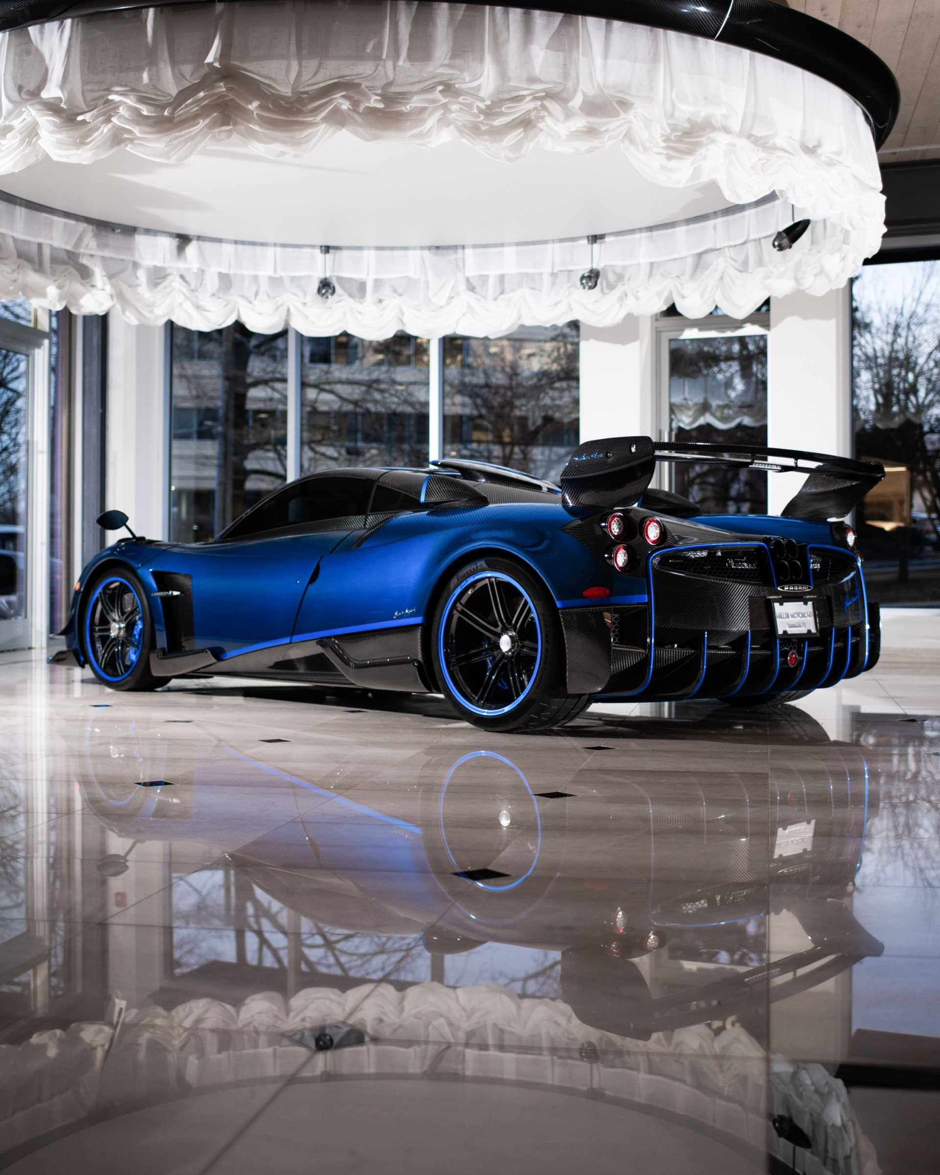 Used 2017 Pagani Huayra BC Macchina Volante For Sale 0 In Greenwich, CT