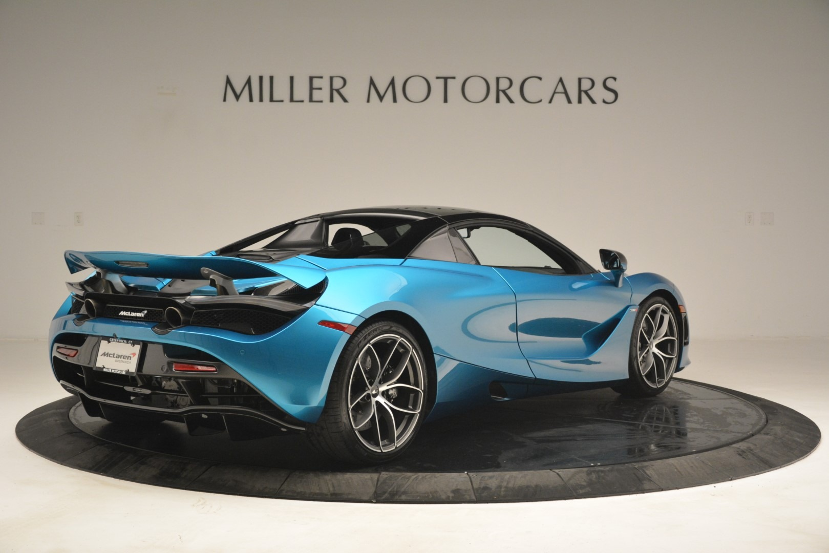 New 2019 McLaren 720S Spider For Sale 399030 In Greenwich, CT
