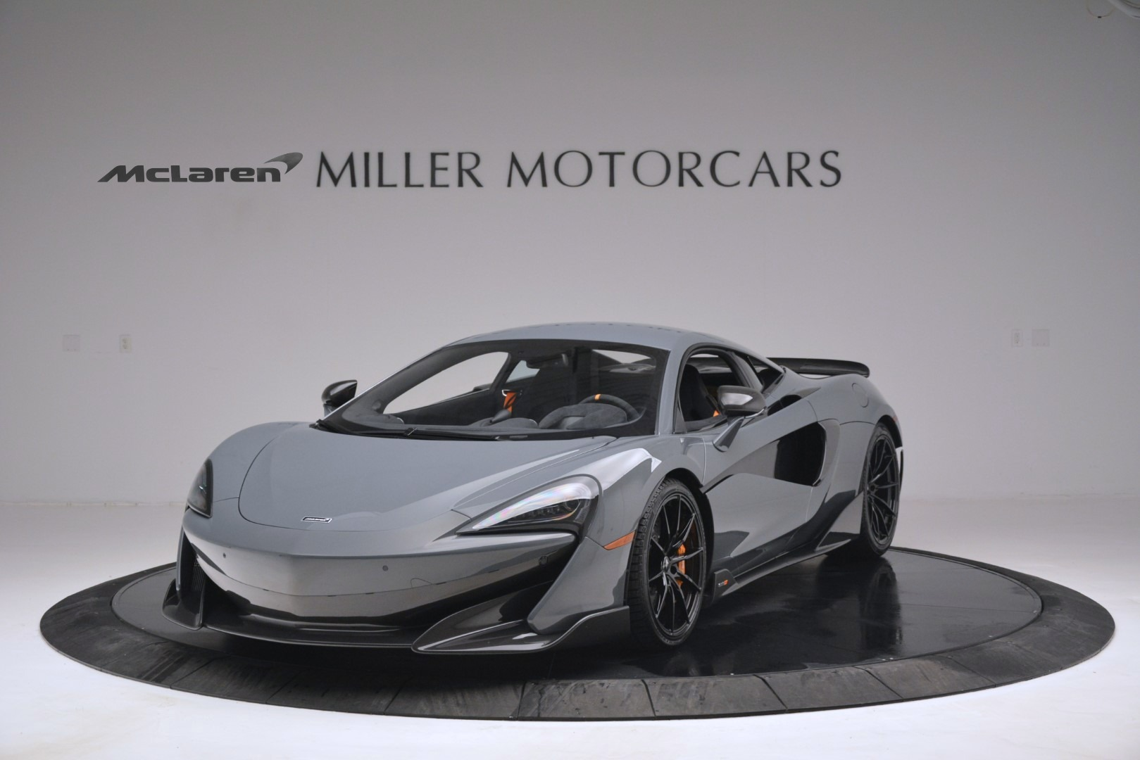 New 2019 McLaren 600LT Coupe For Sale 0 In Greenwich, CT