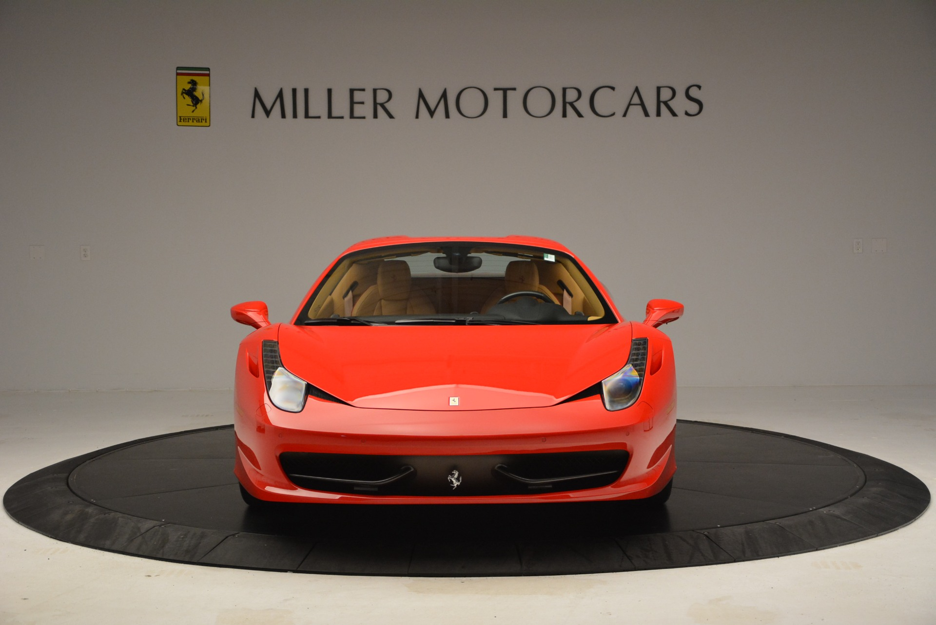 Used 2013 Ferrari 458 Spider  For Sale 0 In Greenwich, CT