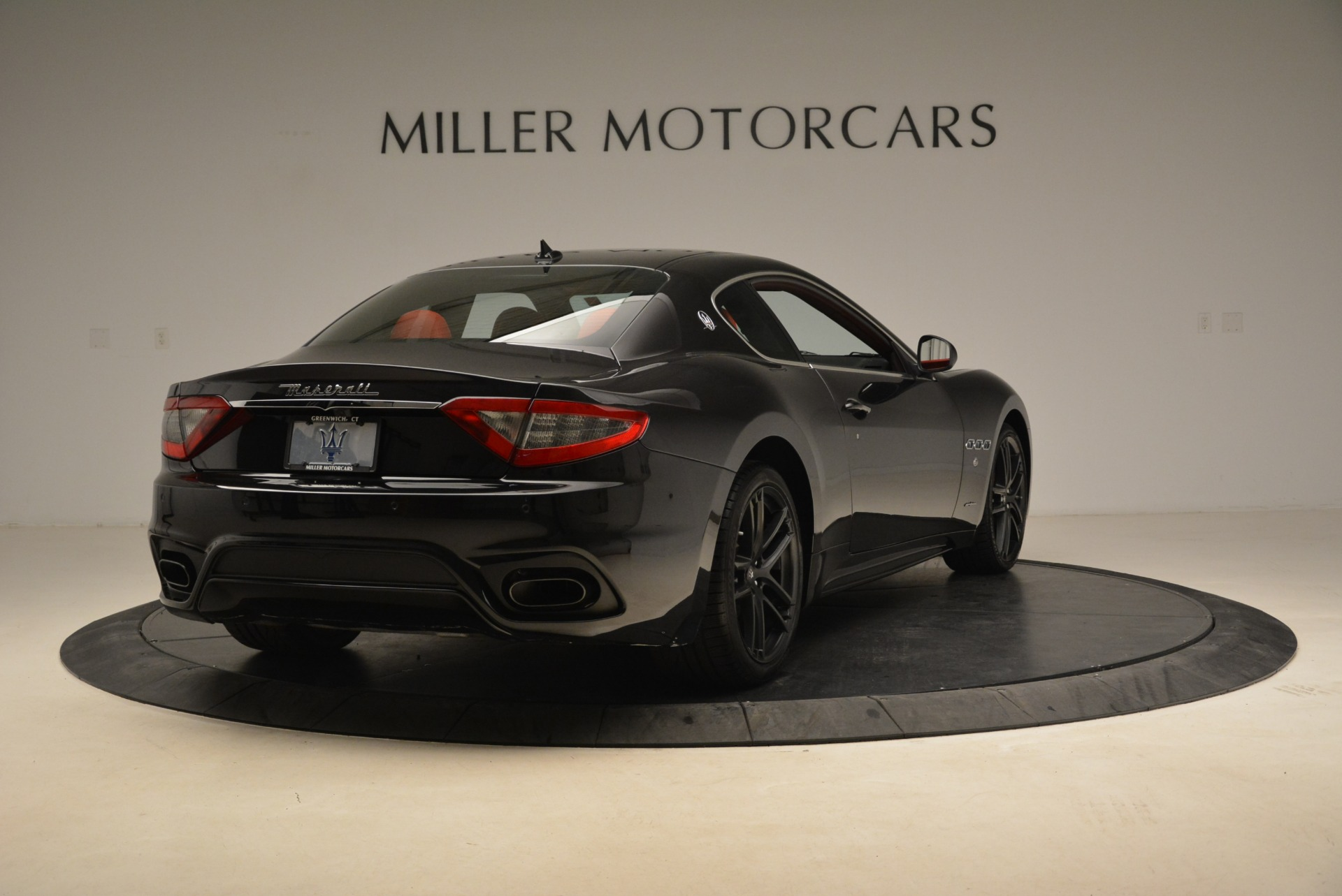 New 2018 Maserati GranTurismo Sport For Sale 146460 In Greenwich, CT