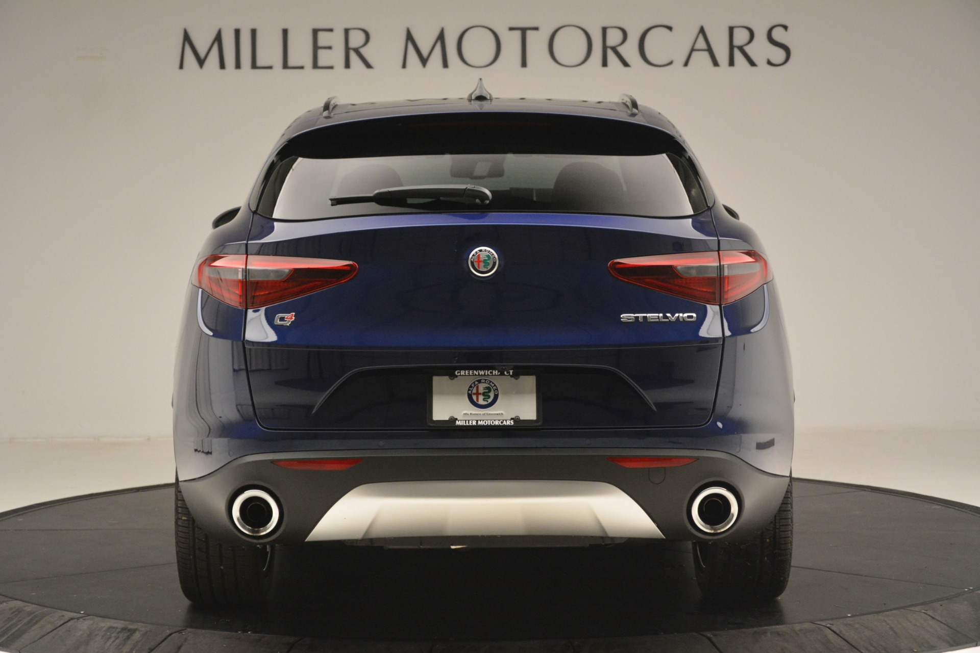 New 2019 Alfa Romeo Stelvio Sport Q4 For Sale 50840 In Greenwich, CT