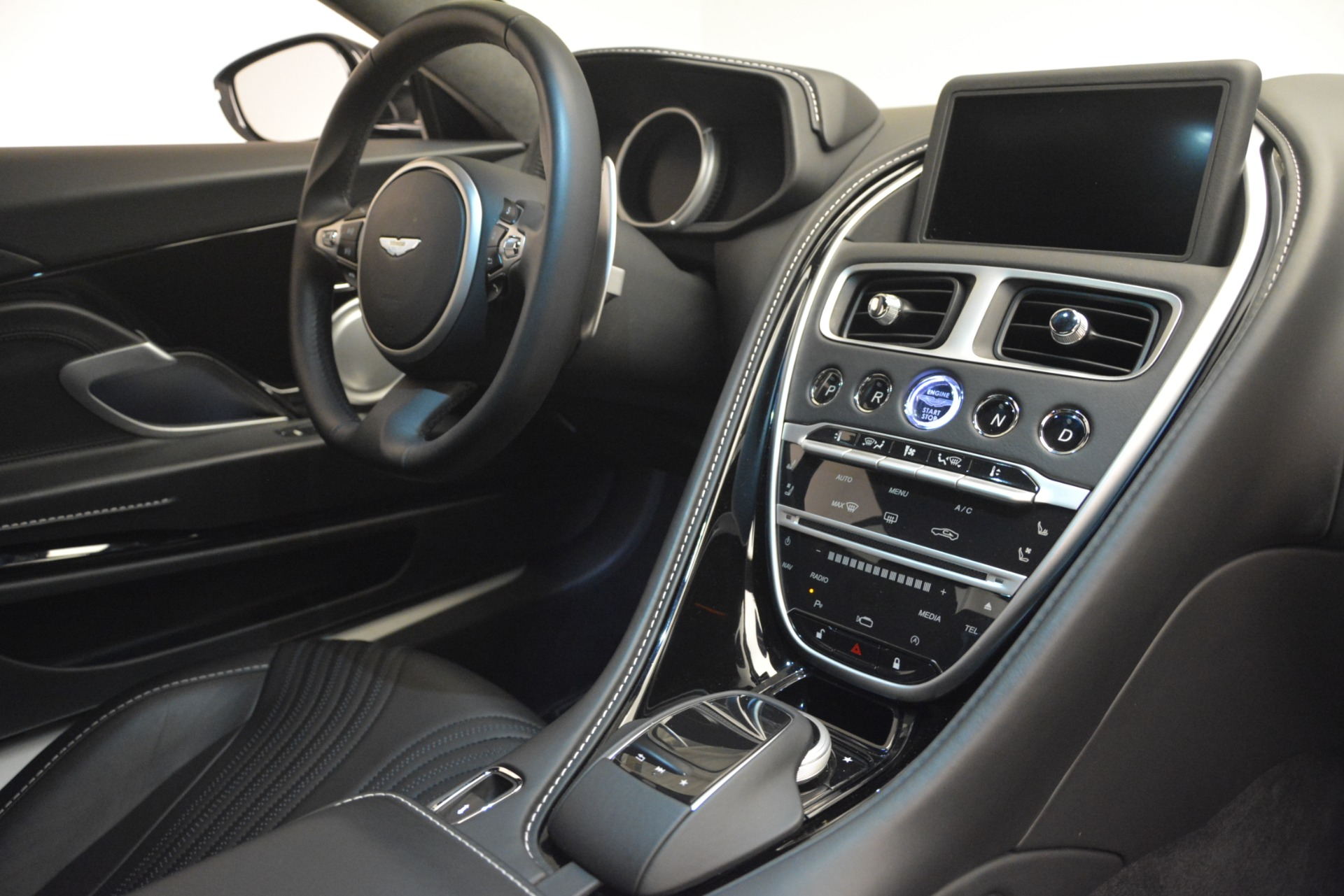 Used 2017 Aston Martin DB11 V12 Coupe For Sale 0 In Greenwich, CT