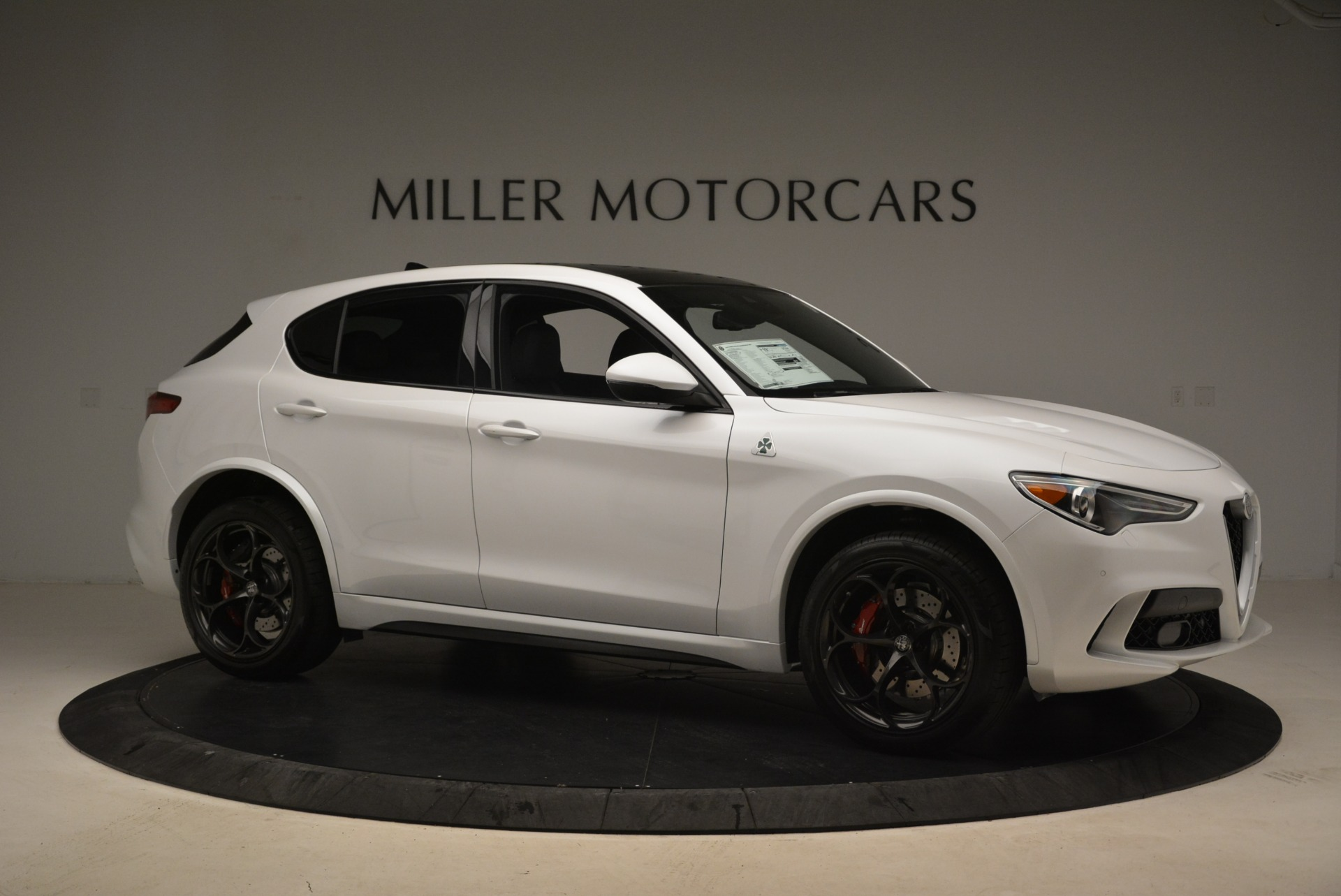 New 2019 Alfa Romeo Stelvio Quadrifoglio For Sale 87790 In Greenwich, CT